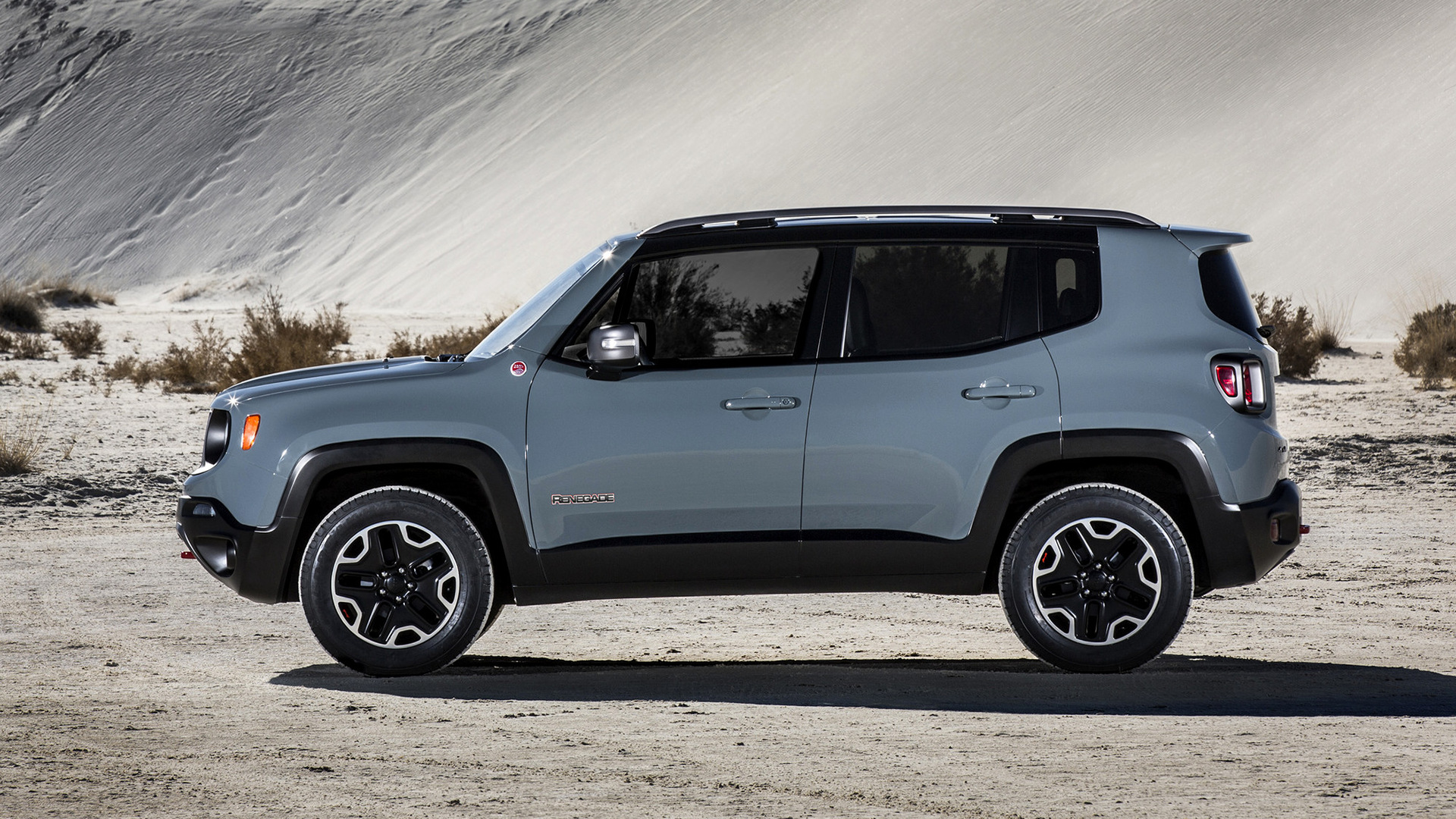 2015 Jeep Renegade Trailhawk Wallpapers And Hd Images