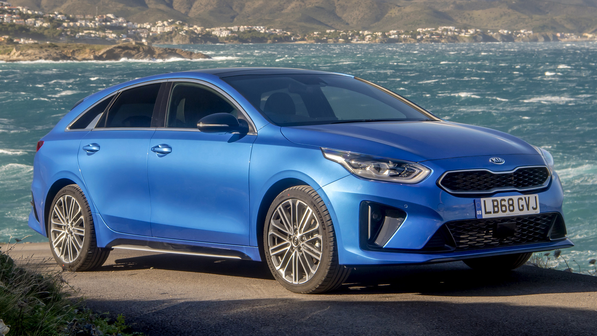 2019 Kia ProCeed GT Line (UK) - Wallpapers and HD Images | Car Pixel