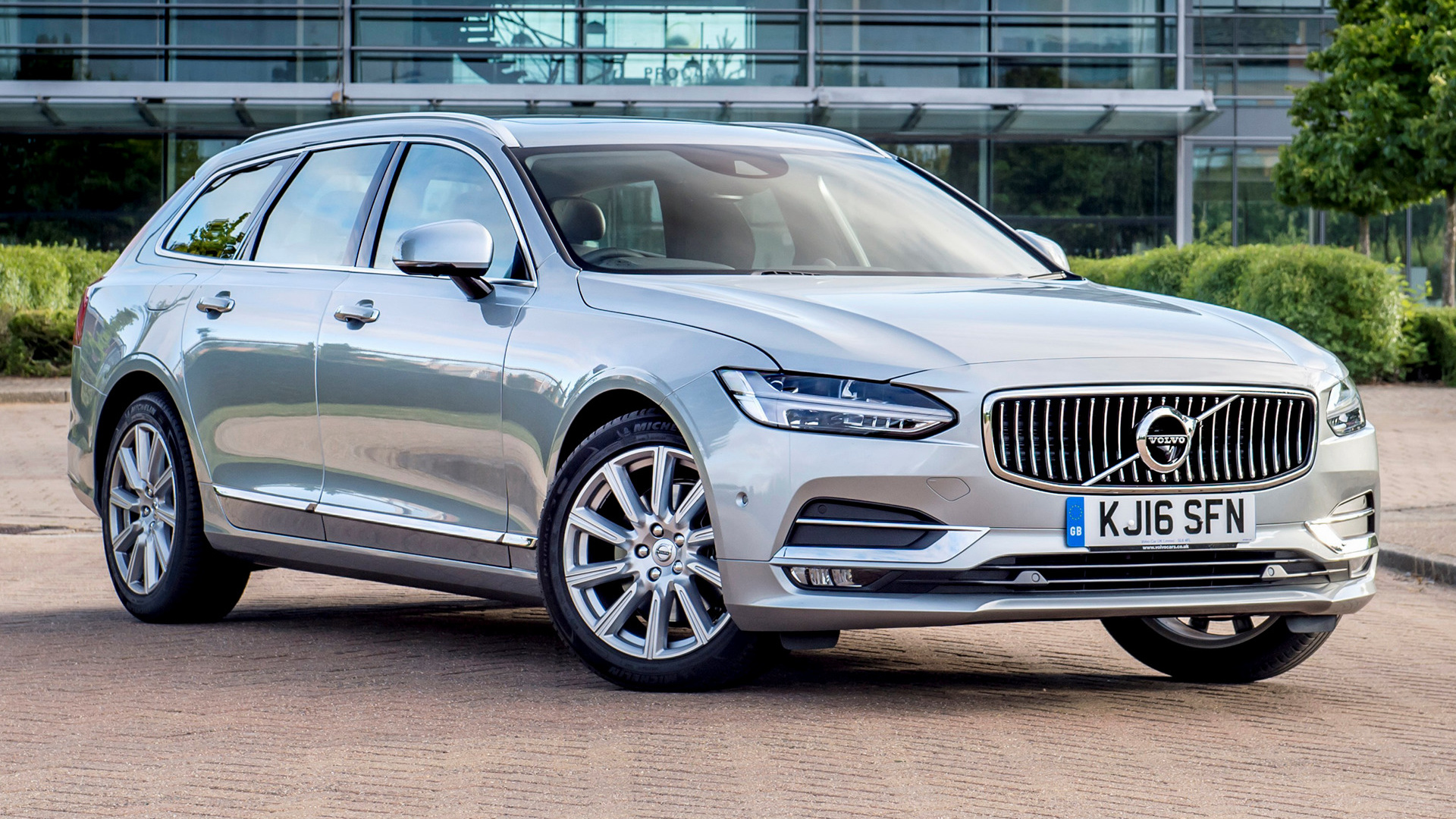Volvo V90 Inscription (2016) UK Wallpapers and HD Images ...