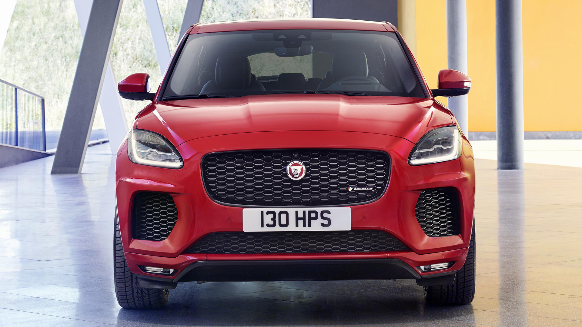2017 Jaguar E-Pace R-Dynamic - Wallpapers and HD Images ...