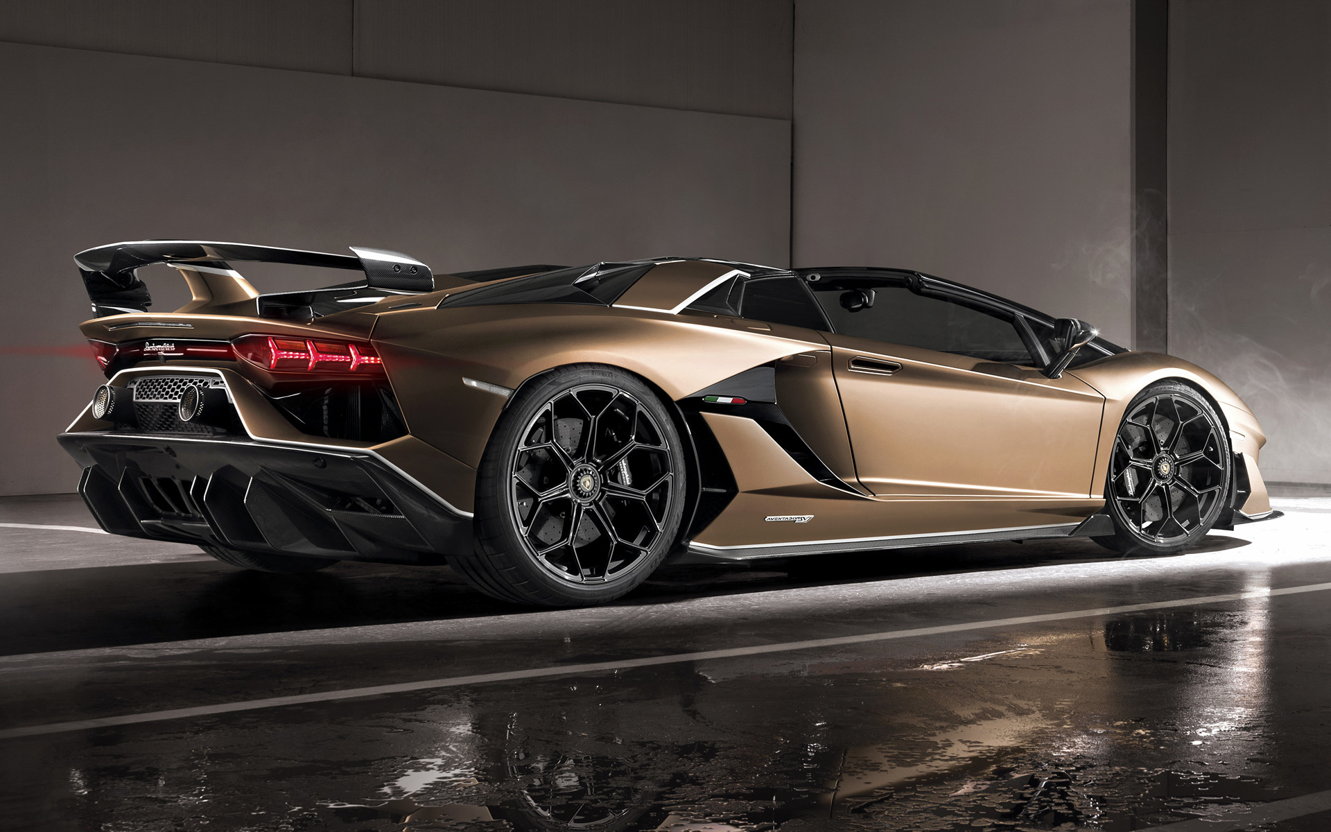 2019 Lamborghini Aventador SVJ Roadster - Wallpapers and ...