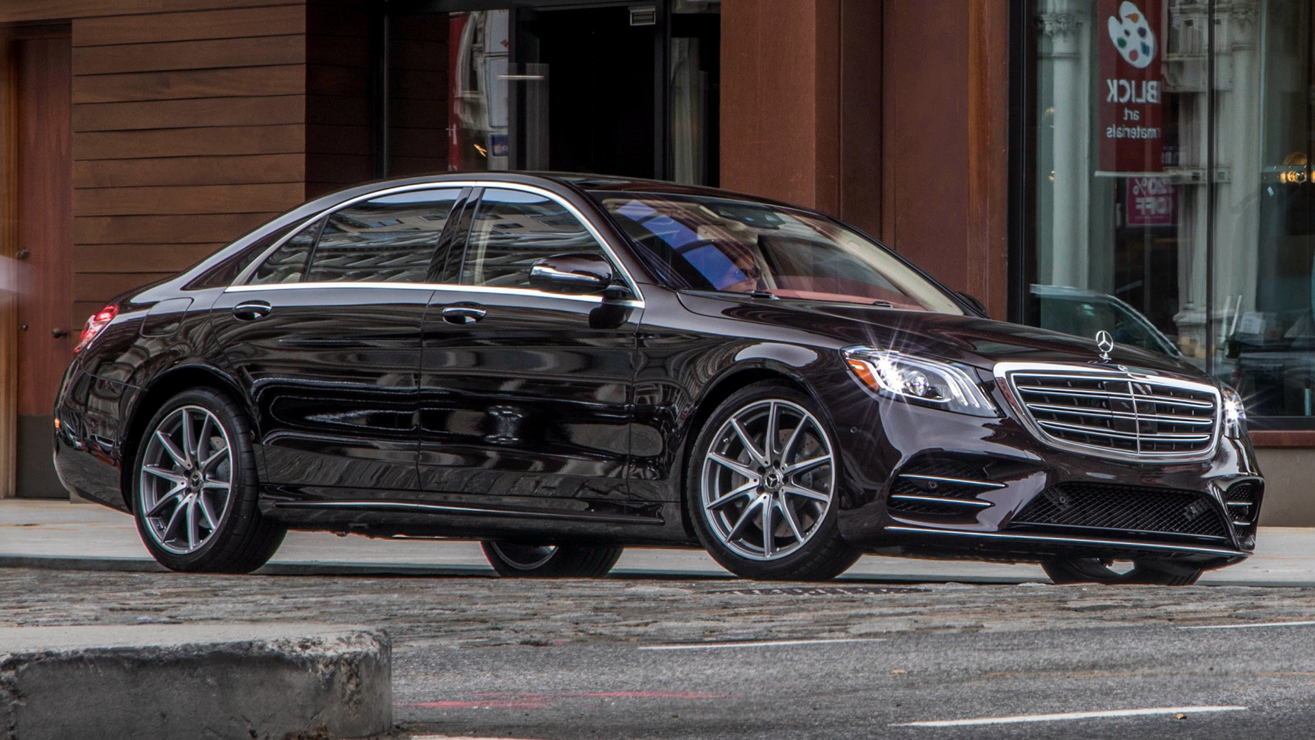 Who Makes Cadillac >> Mercedes-Benz S-Class AMG Styling [Long] (2018) US Wallpapers and HD Images - Car Pixel