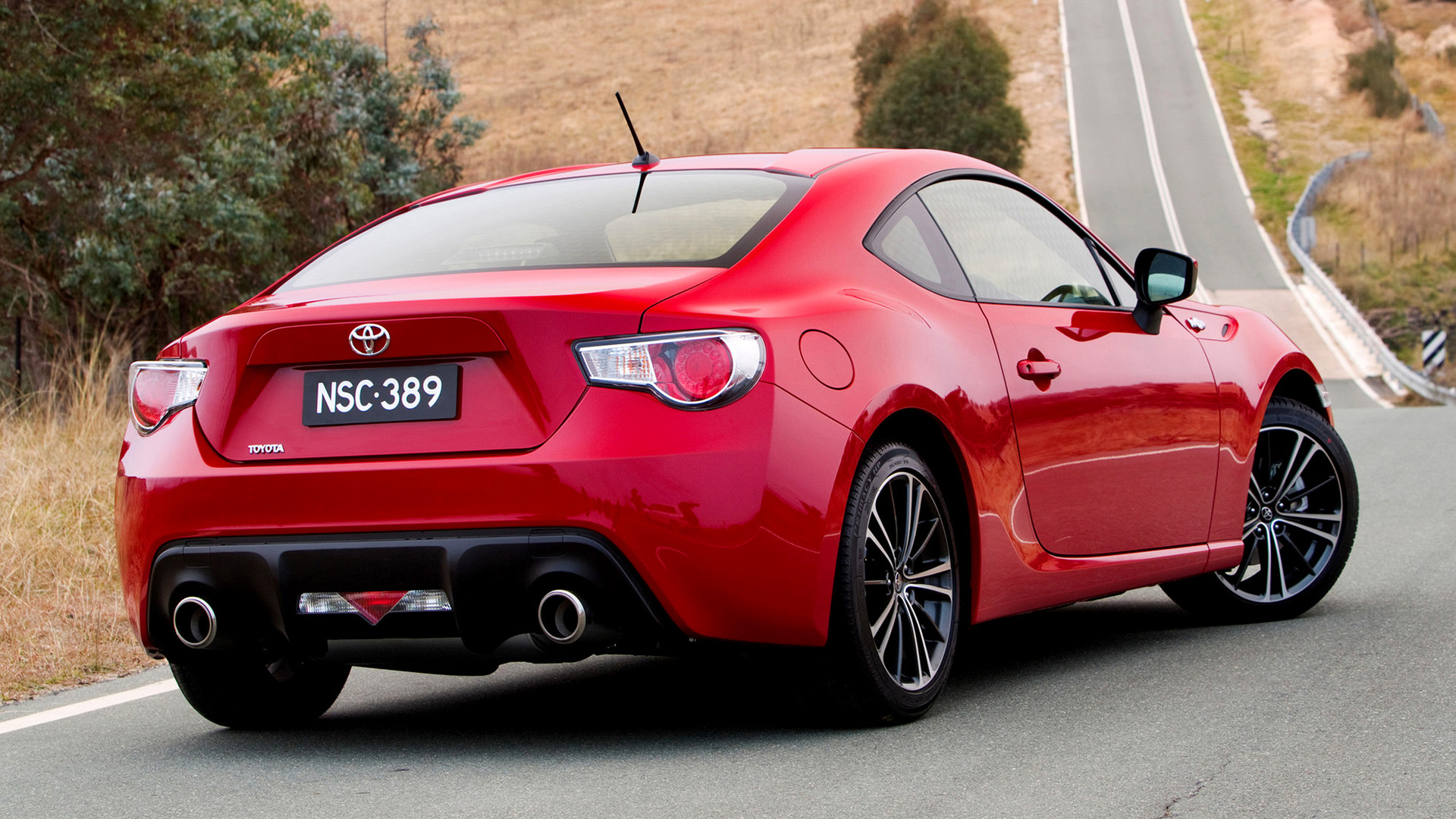 2012 toyota 86 gts au wallpapers and hd images car pixel. Black Bedroom Furniture Sets. Home Design Ideas