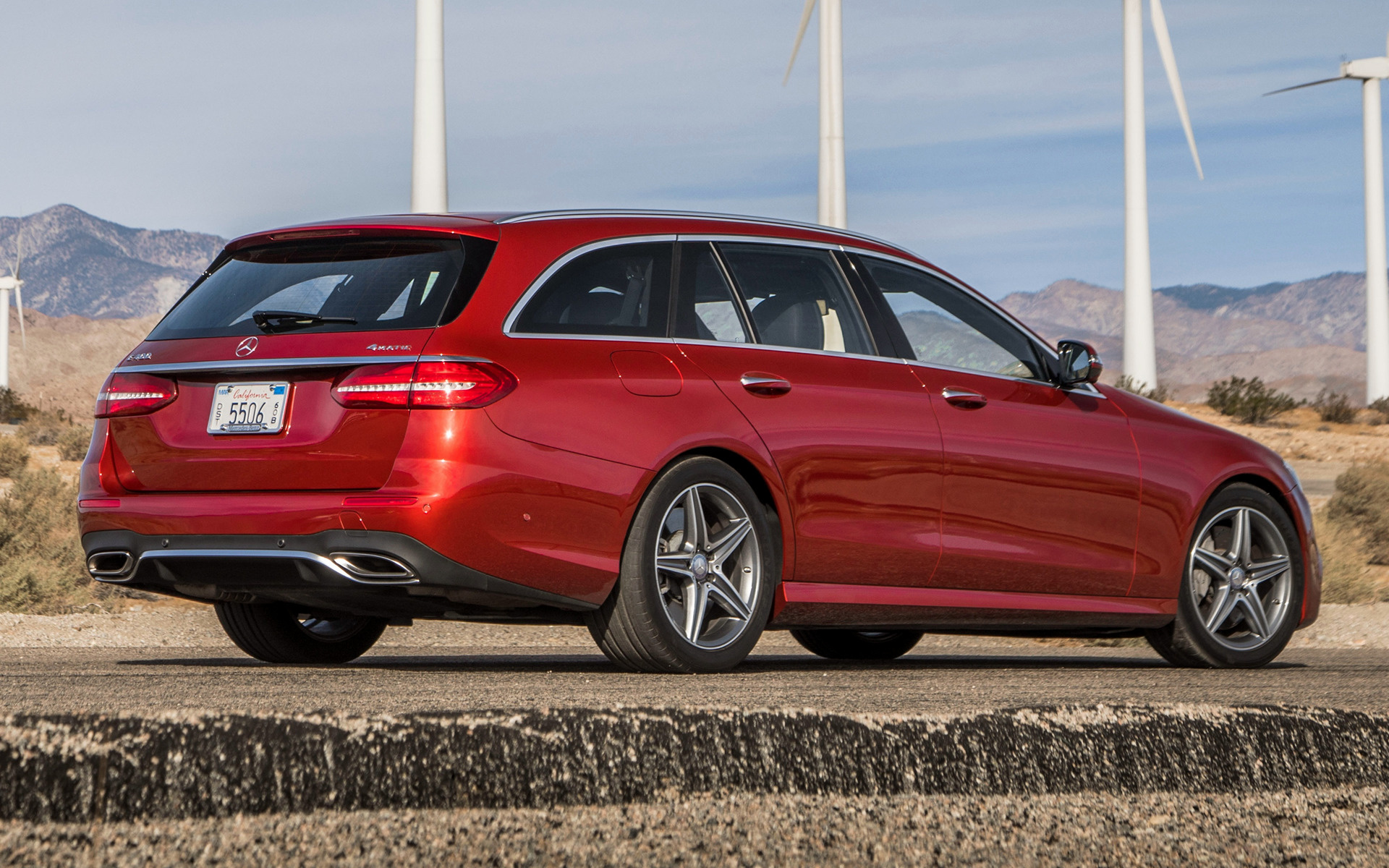 Mercedes benz e class wagon amg styling 2017 us for Mercedes benz e class wagon