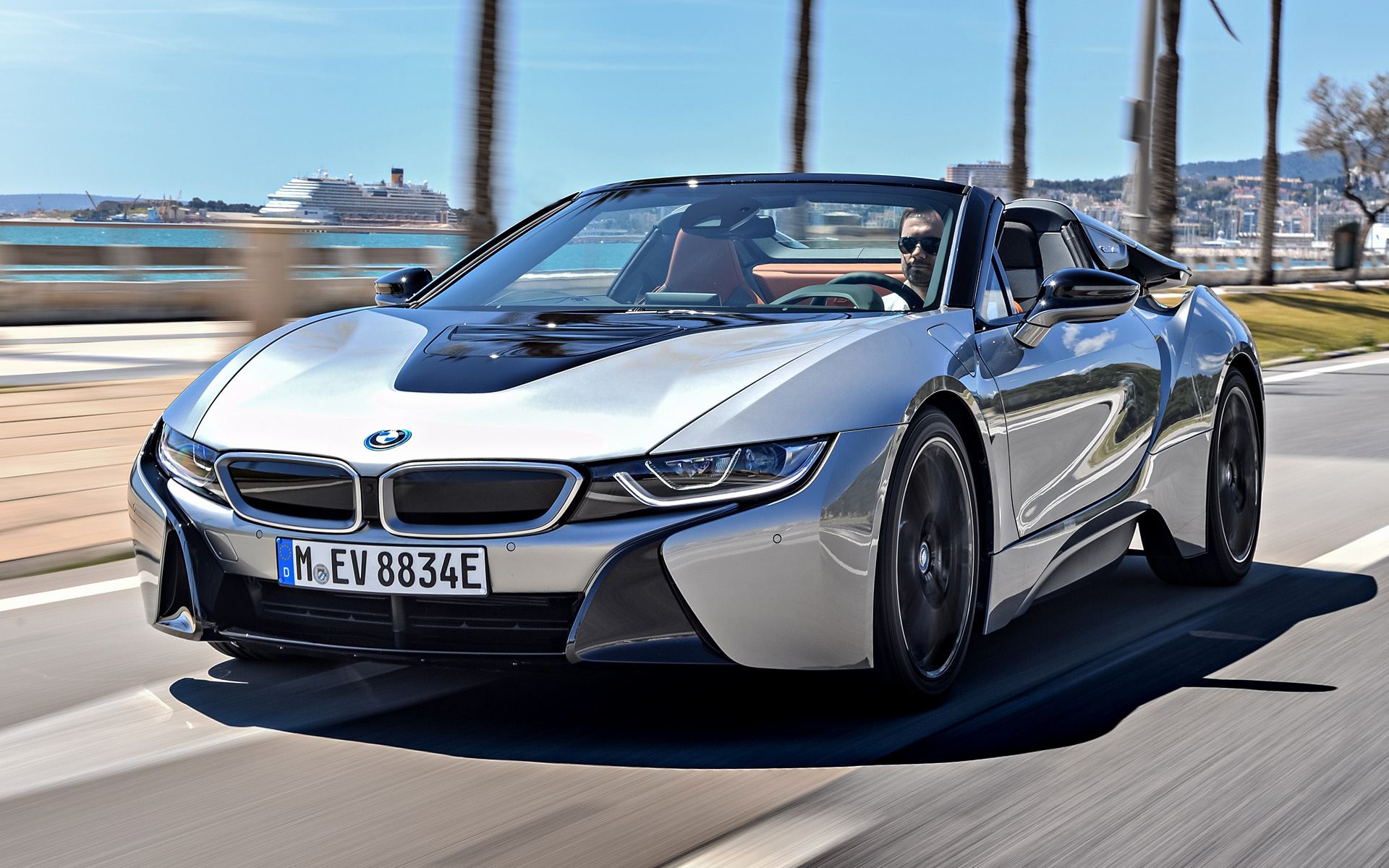 Bmw I8 Roadster 2018 Wallpapers And Hd Images Car Pixel