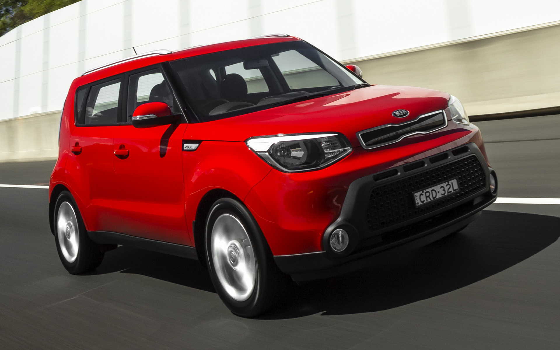 2014 Kia Soul (AU) - Wallpapers and HD Images | Car Pixel