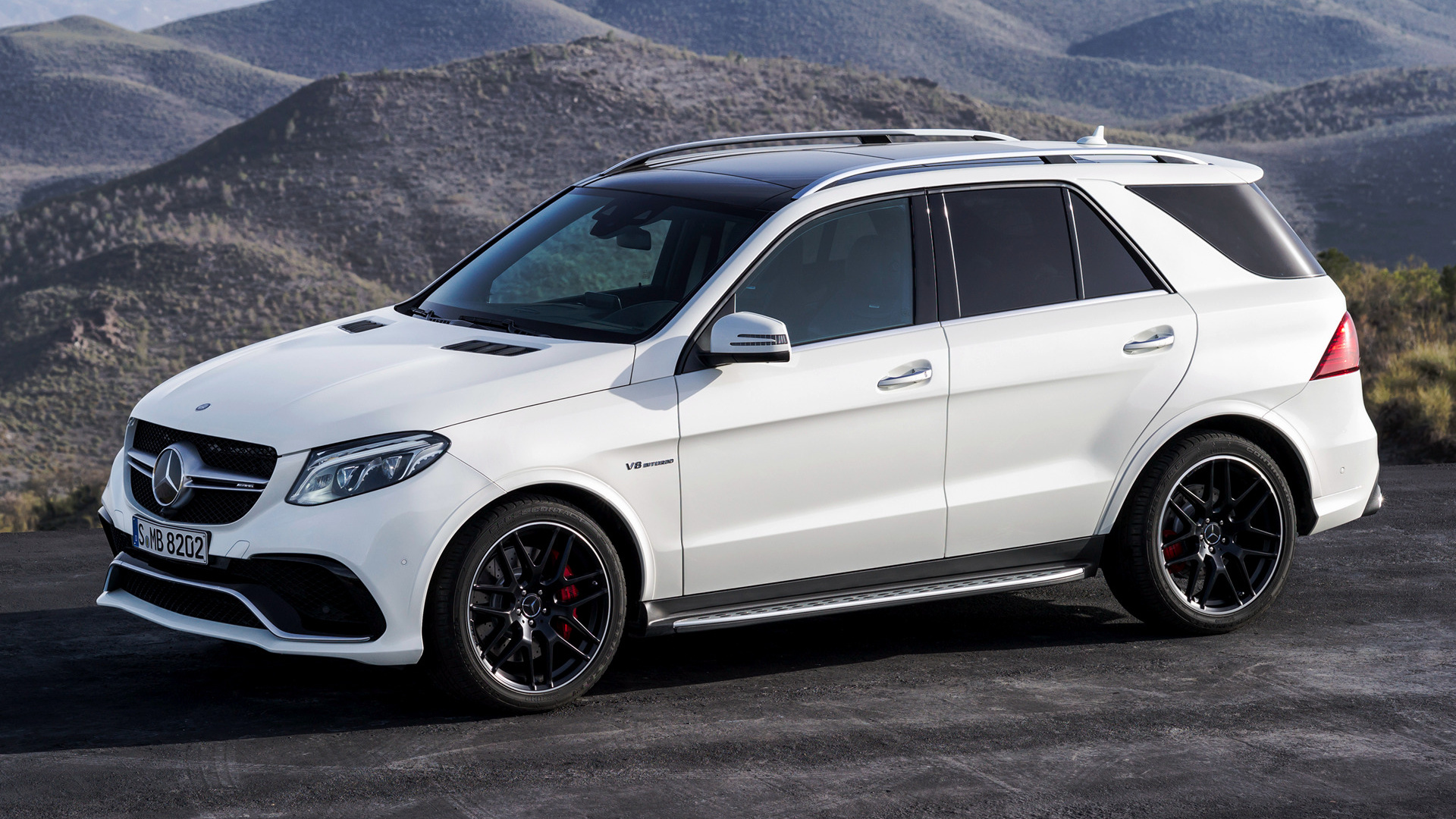 mercedes amg gle 63 s 2015 wallpapers and hd images car pixel. Black Bedroom Furniture Sets. Home Design Ideas