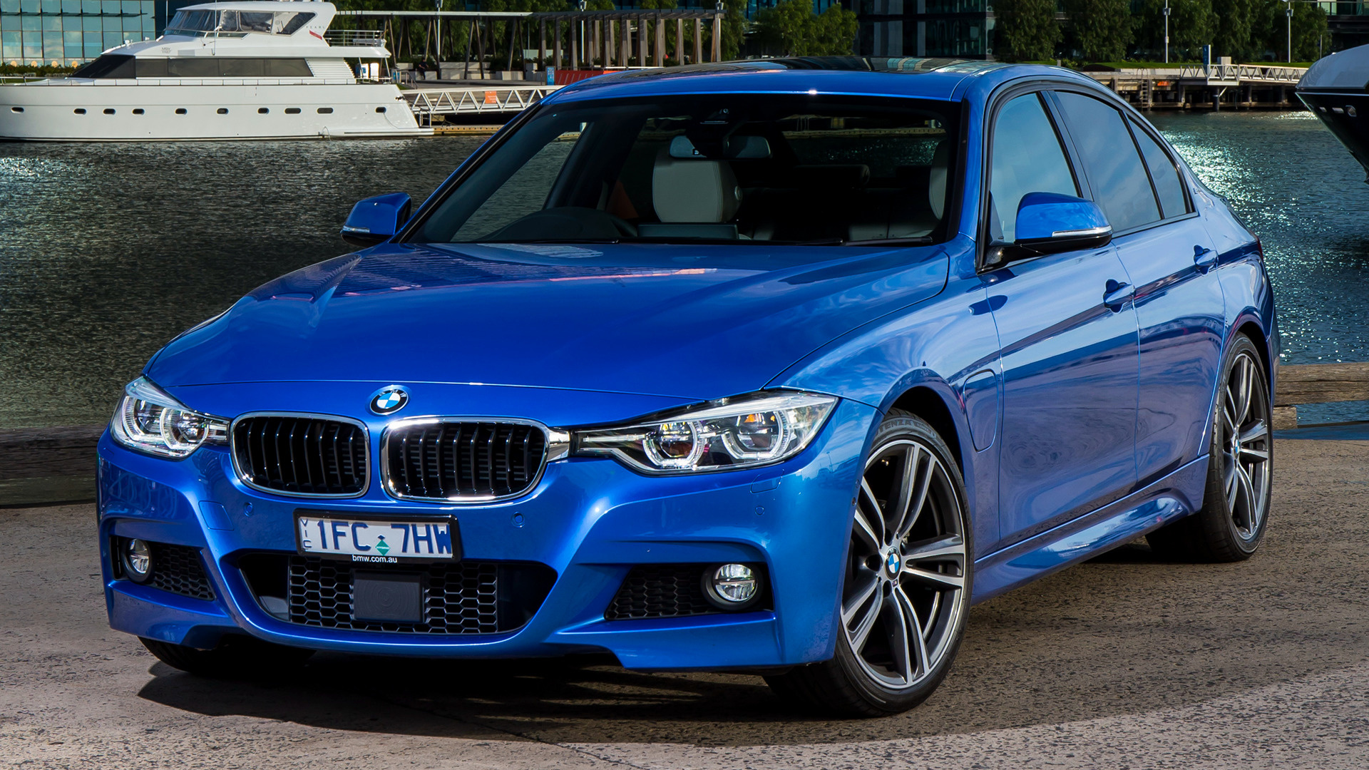Bmw 3 Series Plug In Hybrid M Sport 2016 Au Wallpapers And Hd