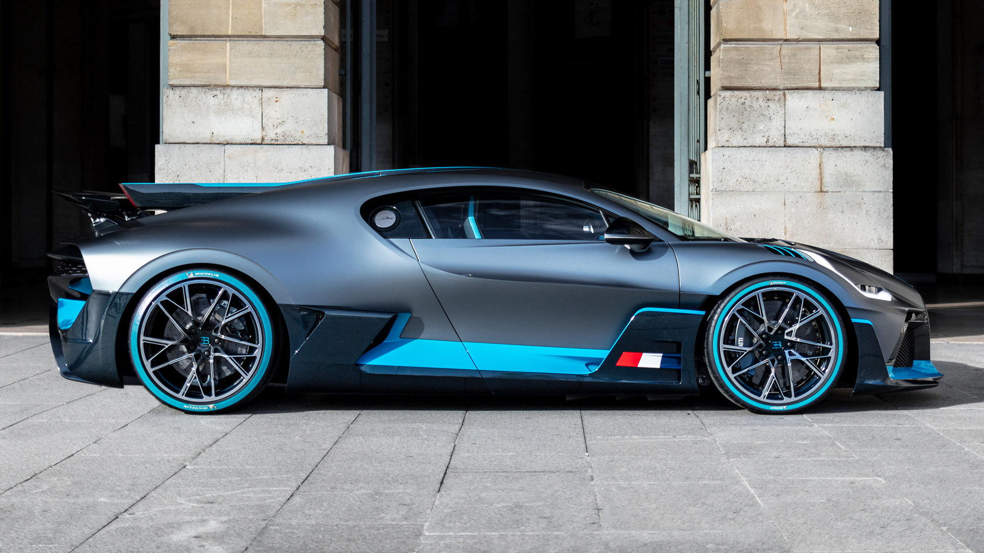2018 Bugatti Divo - Wallpapers and HD Images | Car Pixel