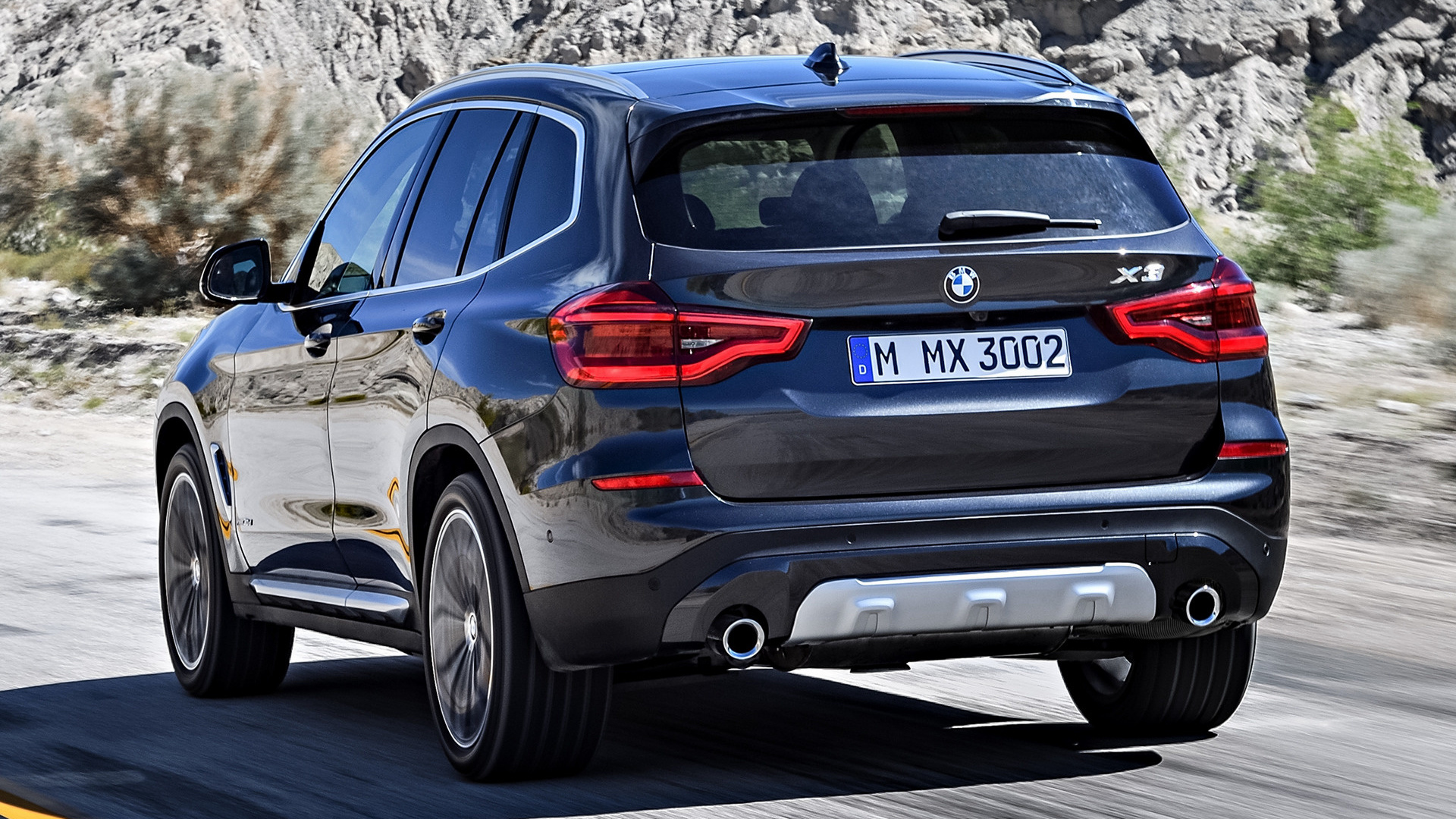 2017 bmw x3 wallpapers and hd images car pixel. Black Bedroom Furniture Sets. Home Design Ideas