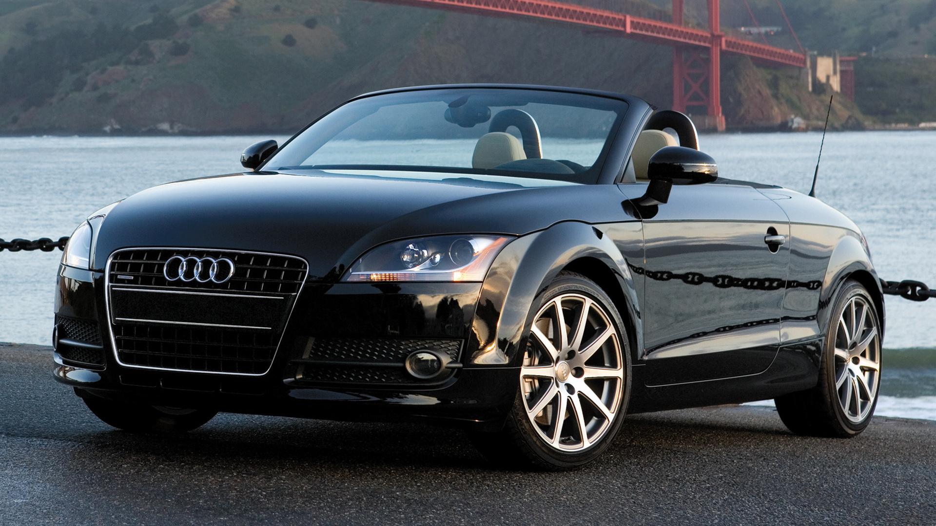 2008 Audi Tt Roadster Us Papeis De Parede E Imagens De Fundo Em Hd Car Pixel