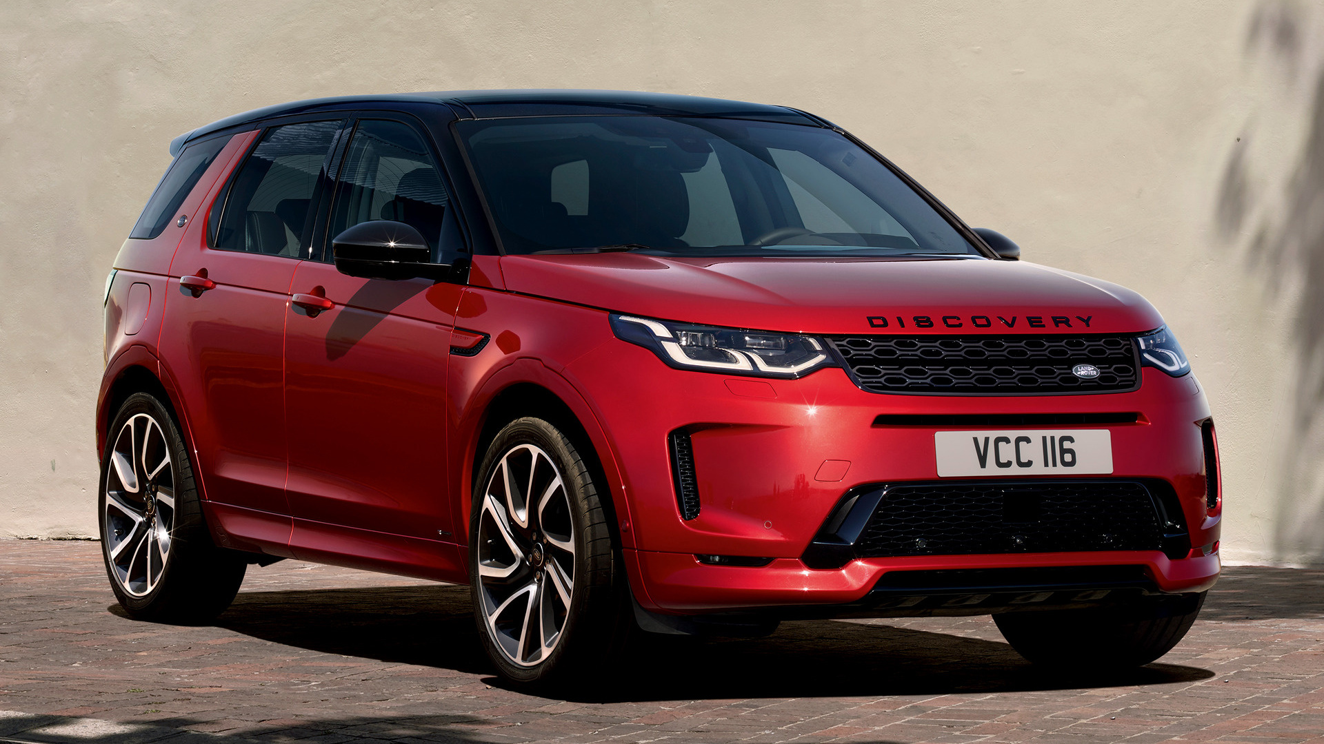 2019 Land Rover Discovery Sport R-Dynamic Black Pack ...