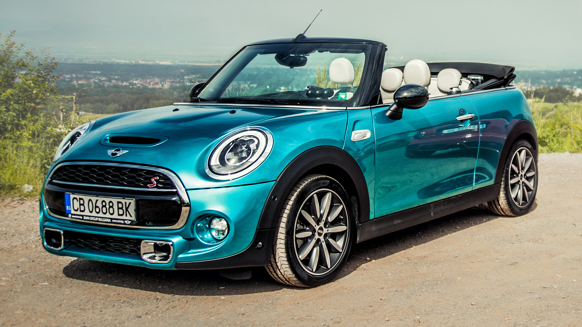 2015 mini cooper s cabrio wallpapers and hd images car. Black Bedroom Furniture Sets. Home Design Ideas