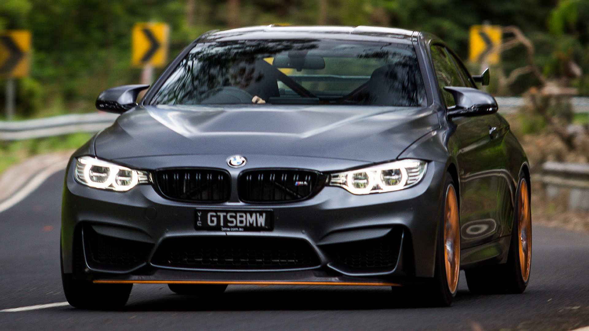 M4 Competition Package >> BMW M4 GTS Coupe (2016) AU Wallpapers and HD Images - Car Pixel