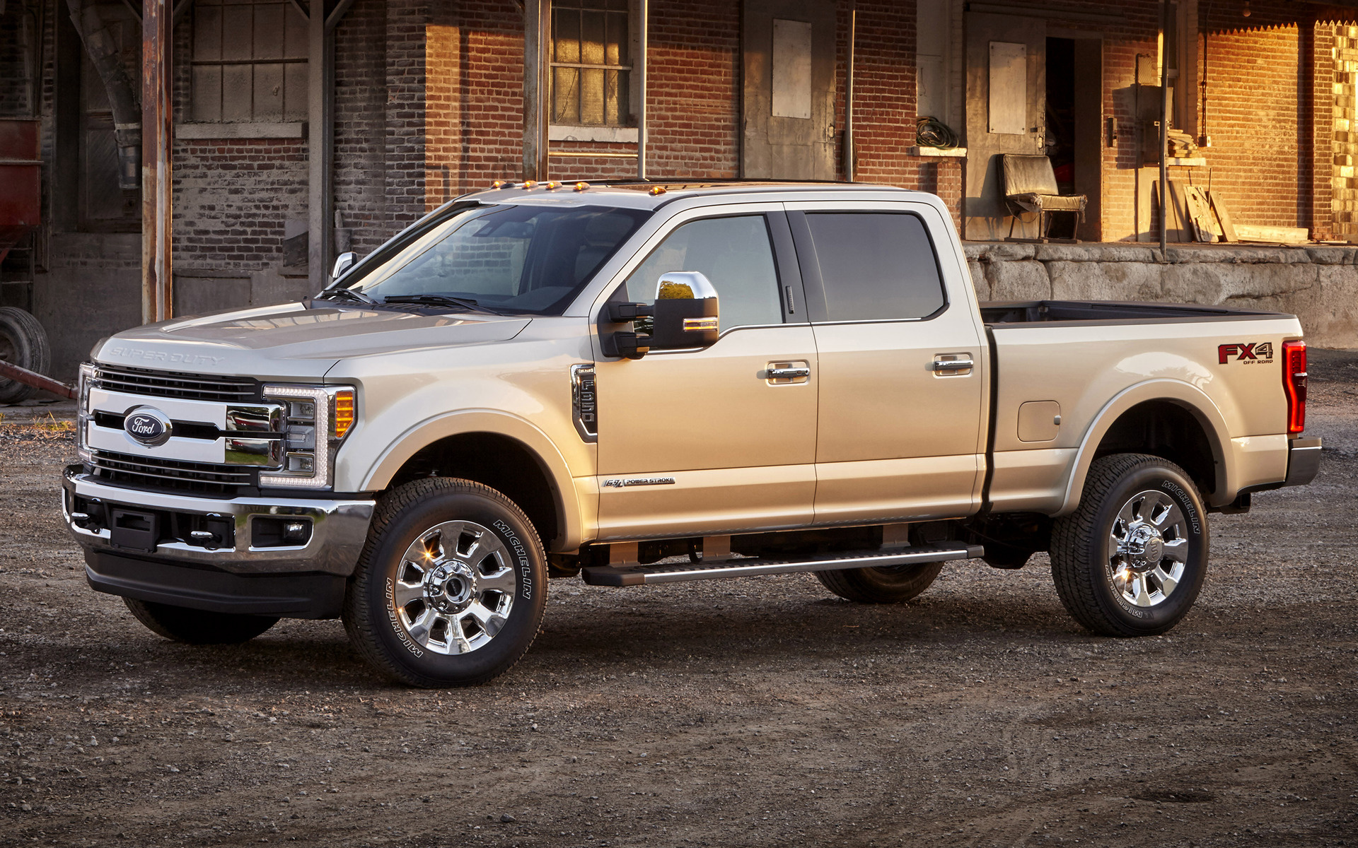 ford f 350 king ranch fx4 crew cab 2017 wallpapers and hd images car pixel. Black Bedroom Furniture Sets. Home Design Ideas