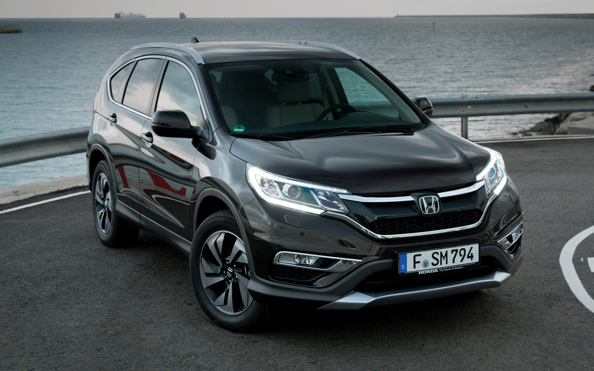 2015 Honda Cr V Wallpapers And Hd Images Car Pixel