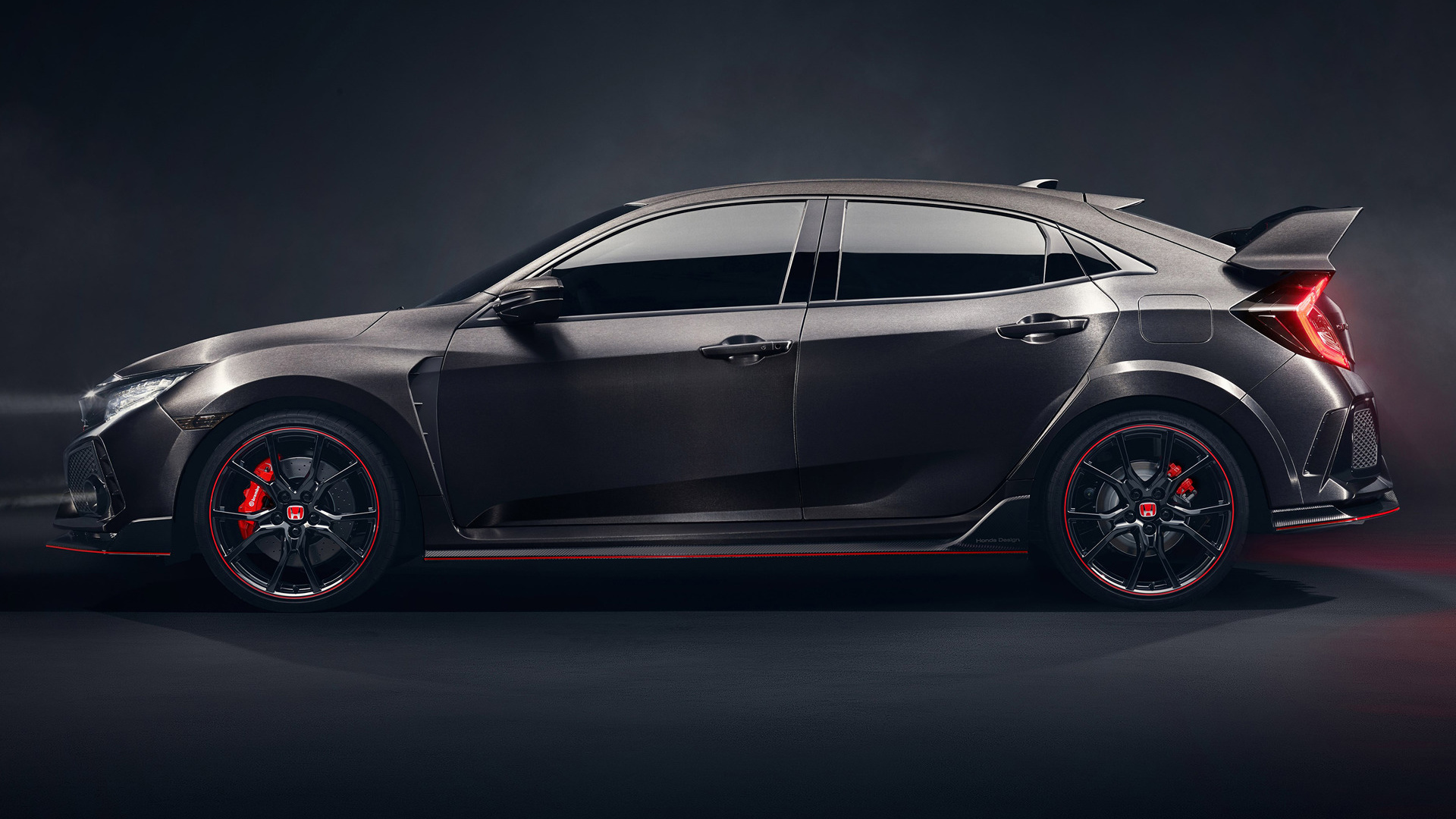 2016 Honda Civic Type R Prototype - Wallpapers and HD ...