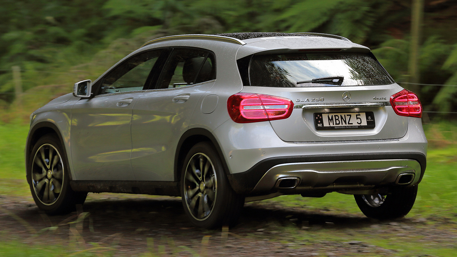 Mercedes-Benz GLA-Class (2014) NZ Wallpapers And HD Images