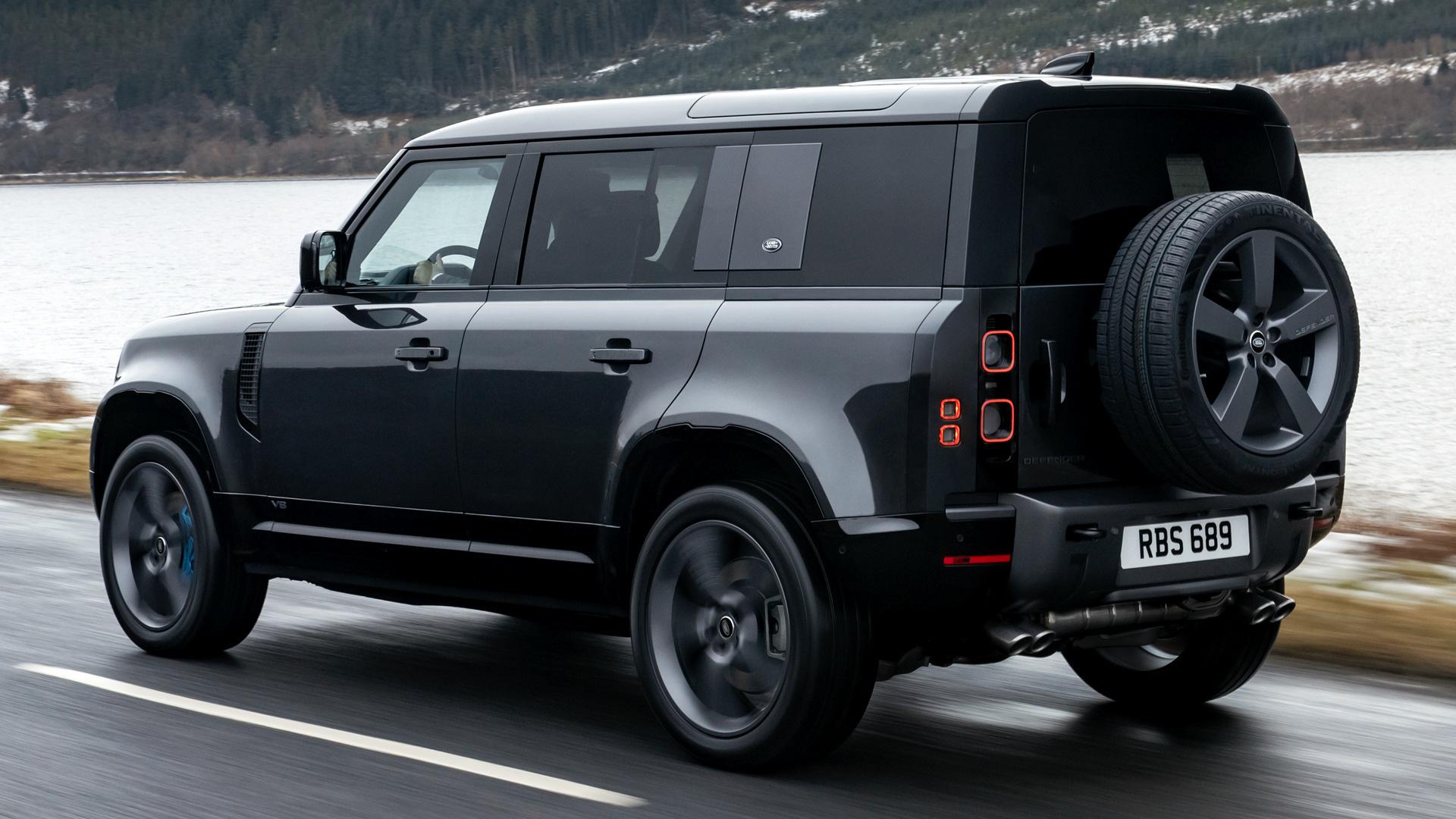 2021 Land Rover Defender 110 V8 Carpathian Edition - Fonds ...