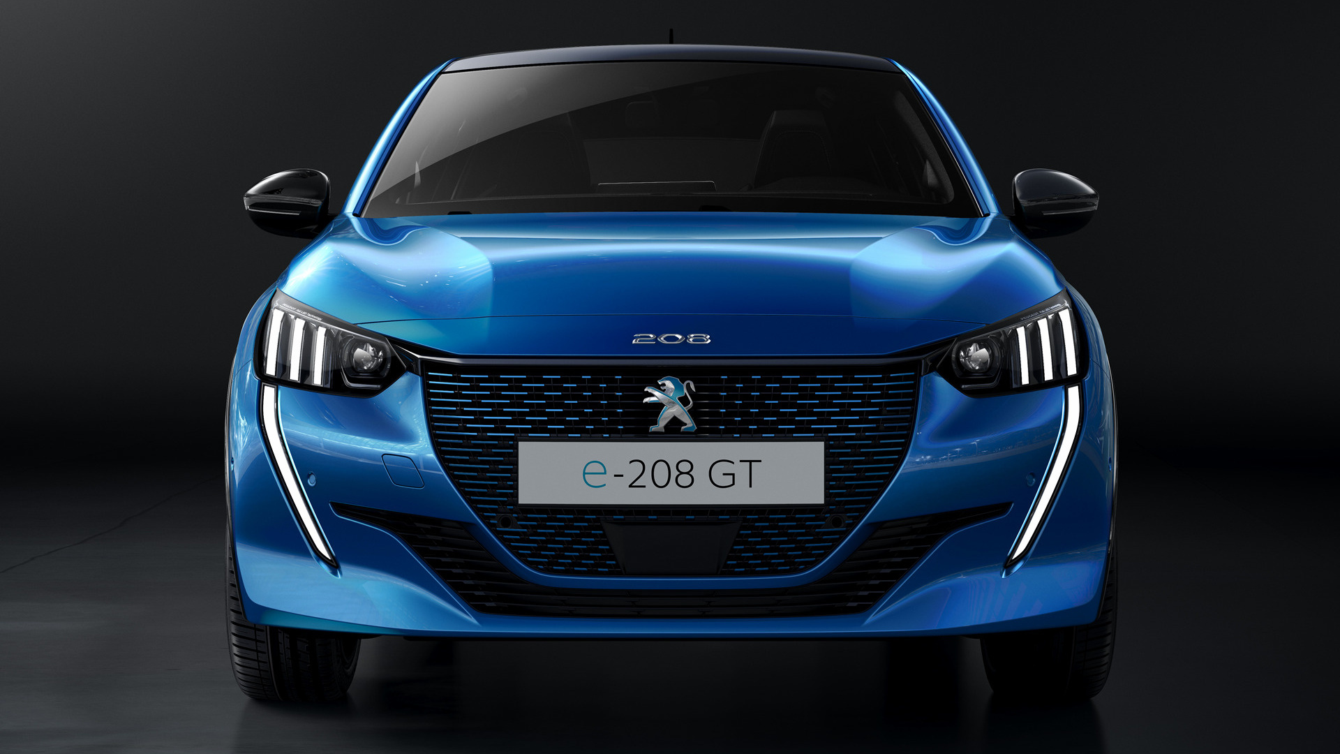 2019 Peugeot e-208 GT - Wallpapers and HD Images | Car Pixel