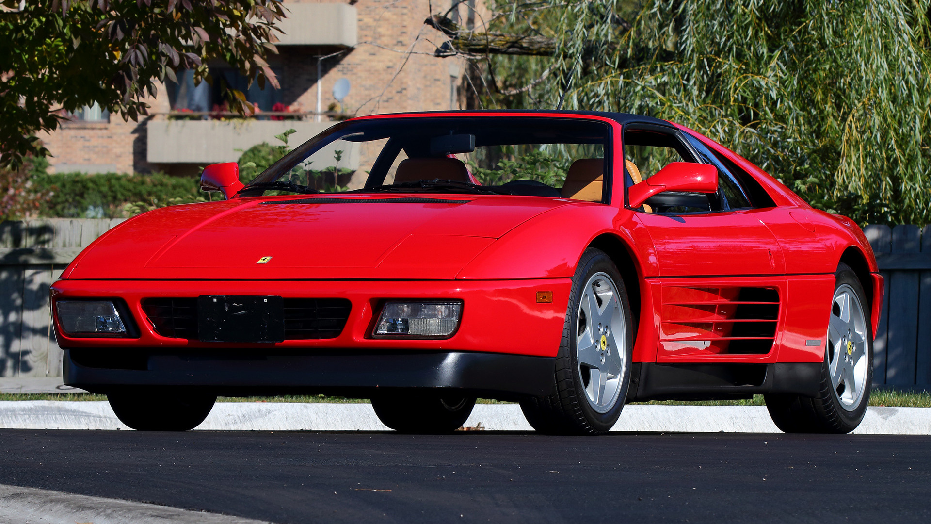 Ferrari 348 ts 1989 us wallpapers and hd images car pixel hd 169 vanachro Images