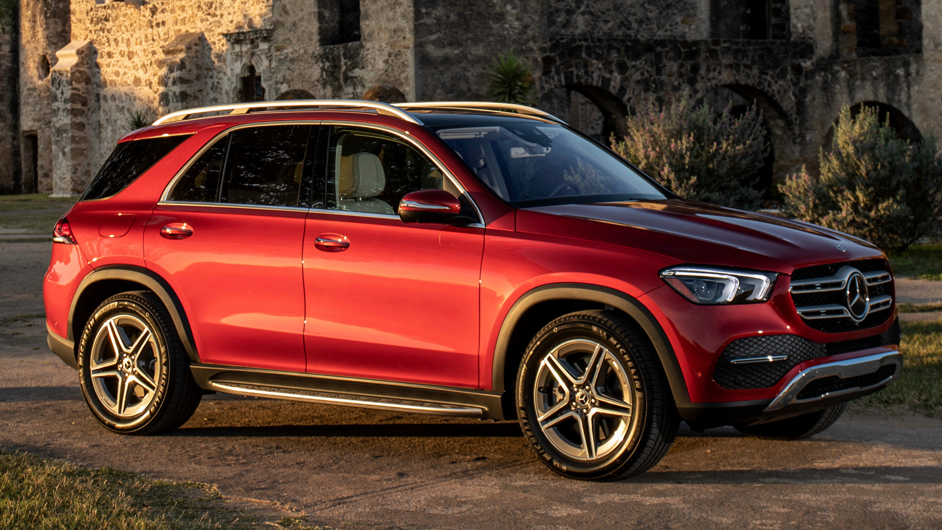 2020 Mercedes-Benz GLE-Class (US) - Wallpapers and HD Images | Car Pixel