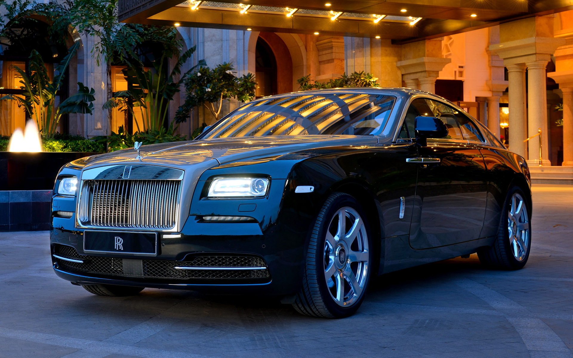 Rolls Royce Wraith 2013 Wallpapers And Hd Images Car Pixel