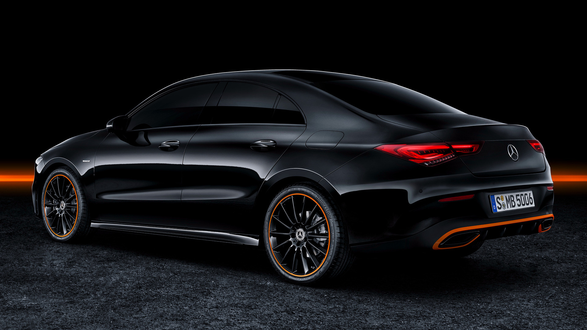 Mazda 6 Sport >> 2019 Mercedes-Benz CLA-Class OrangeArt Edition ...