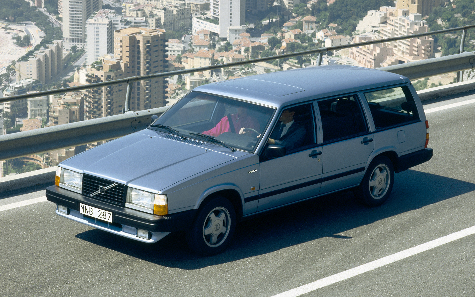 Volvo 740 Turbo Kombi (1985) Wallpapers and HD Images - Car Pixel