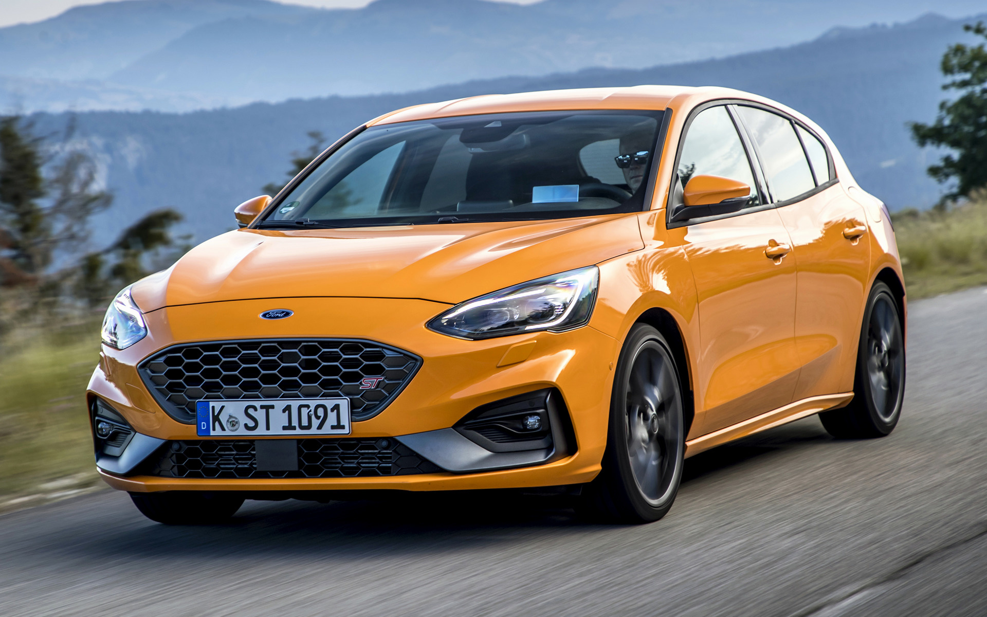 2019 Ford Focus St Wallpapers And Hd Images Car Pixel