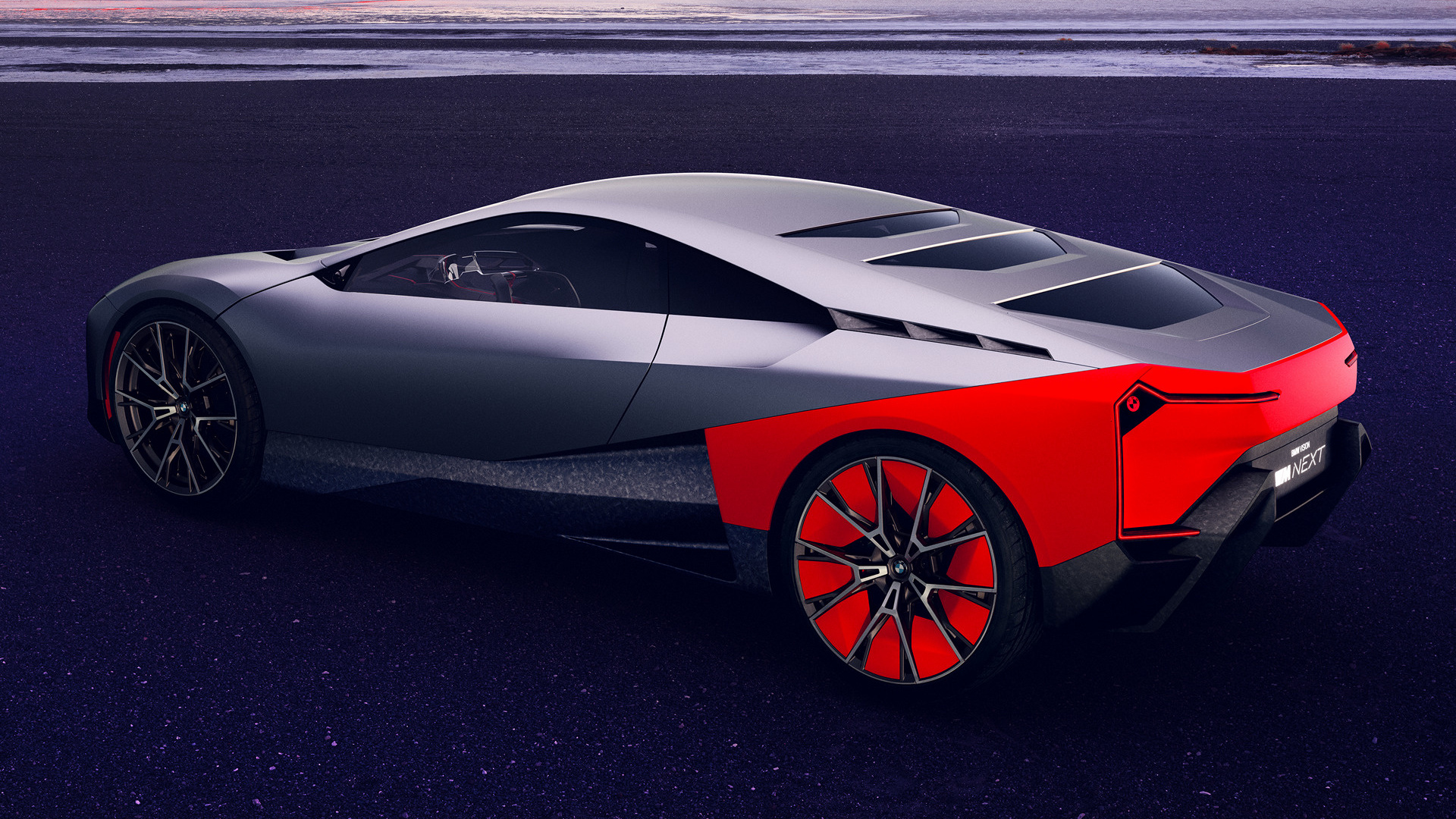 2019 Bmw Vision M Next Wallpapers And Hd Images Car Pixel