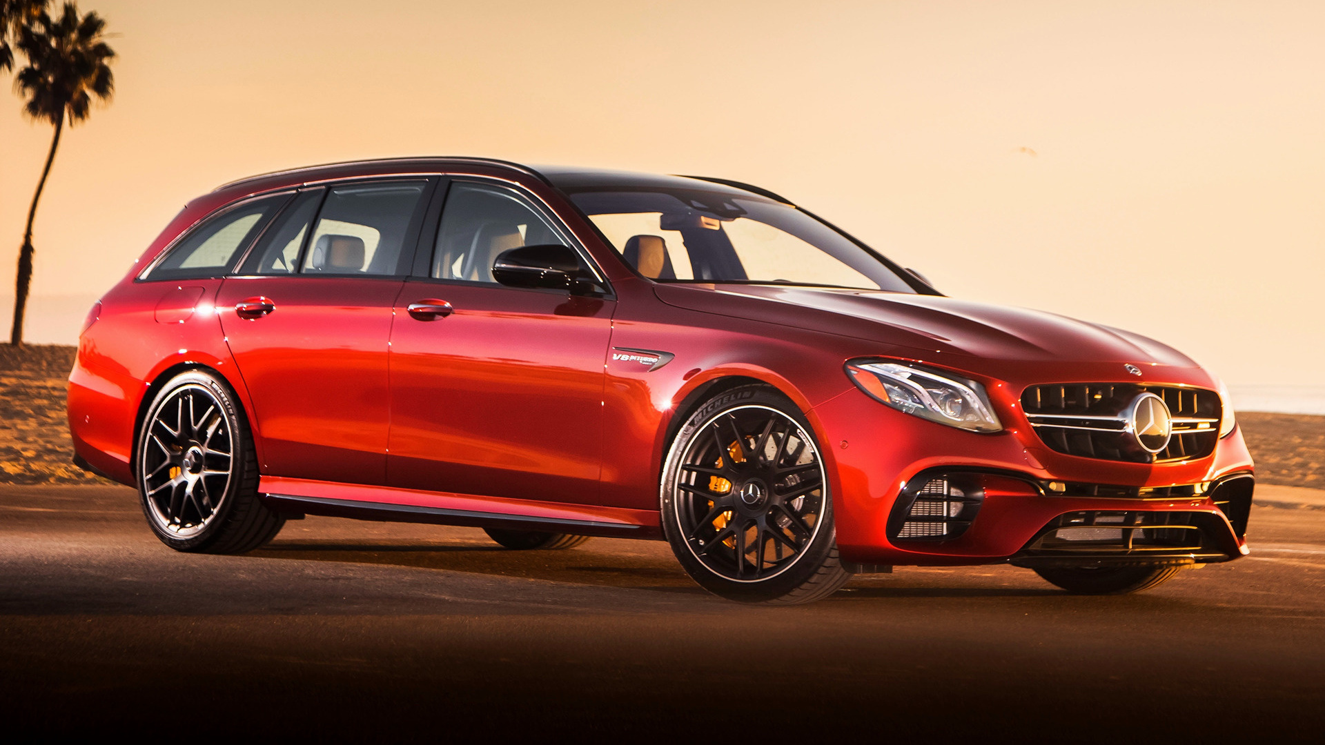 2018 Mercedes Amg E 63 S Wagon Us Wallpapers And Hd
