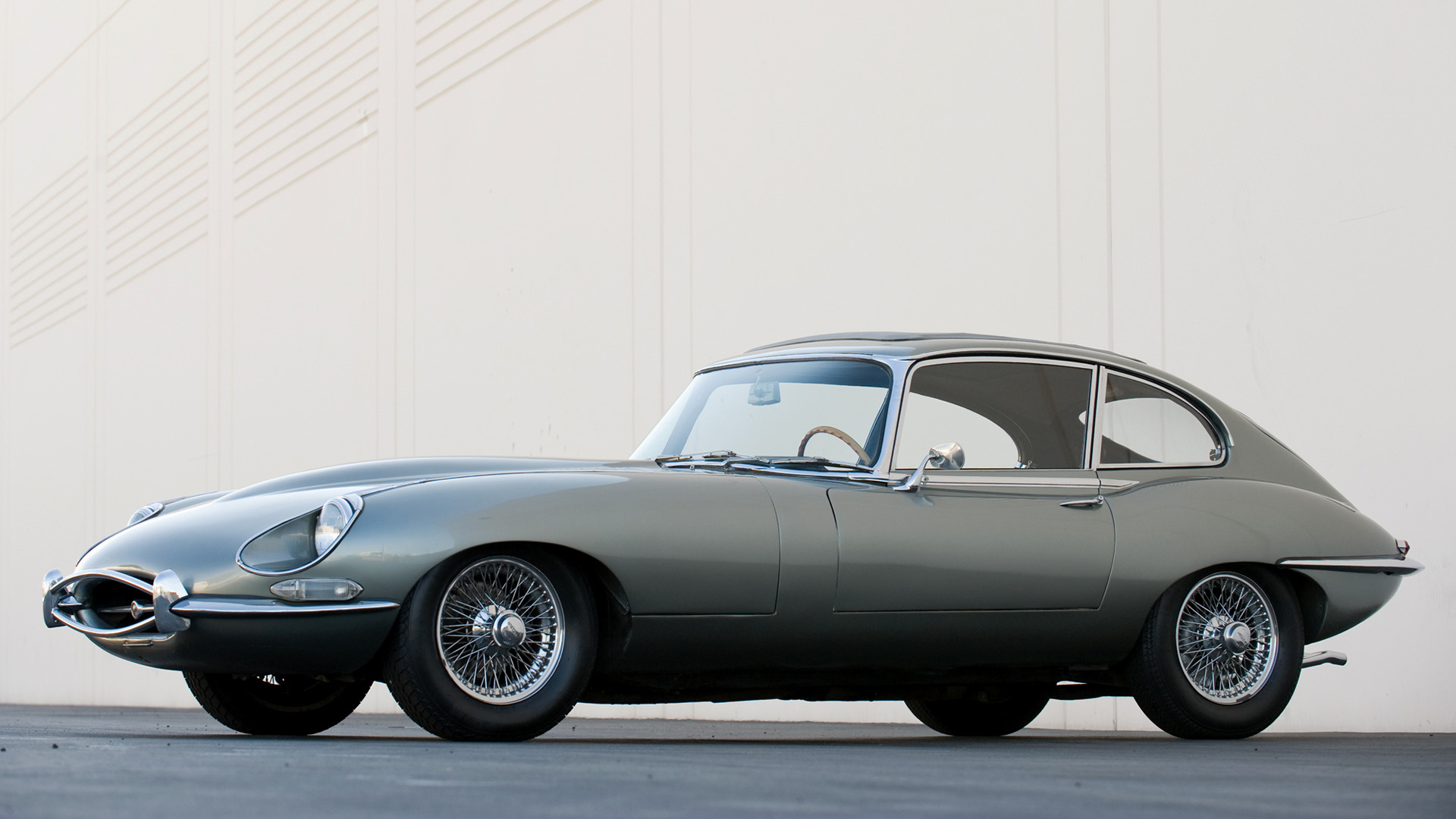 Jaguar E Type 2 2 Coupe 1966 Wallpapers And Hd Images