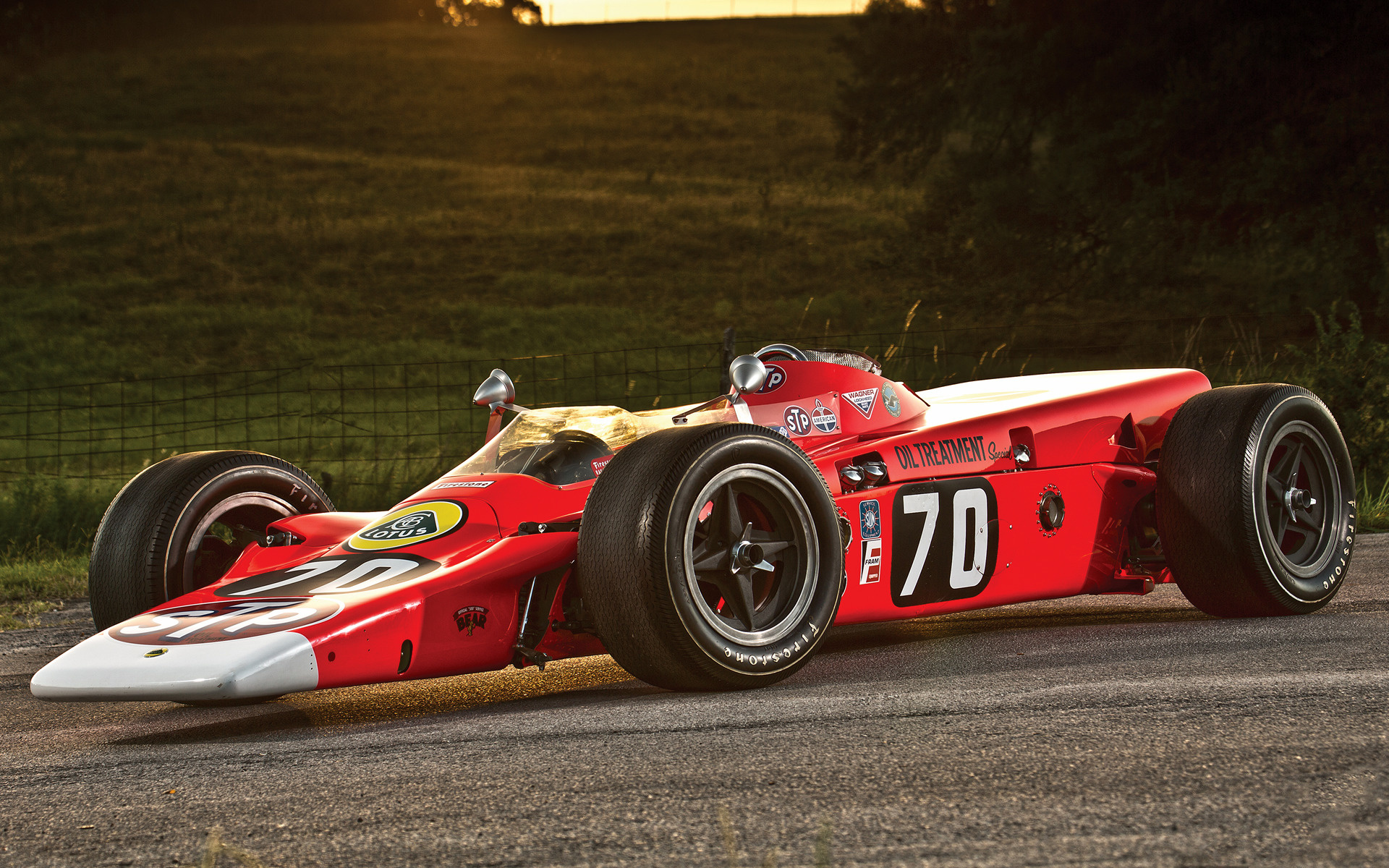 1968 Lotus 56 IndyCar. Desktop wallpapers ...