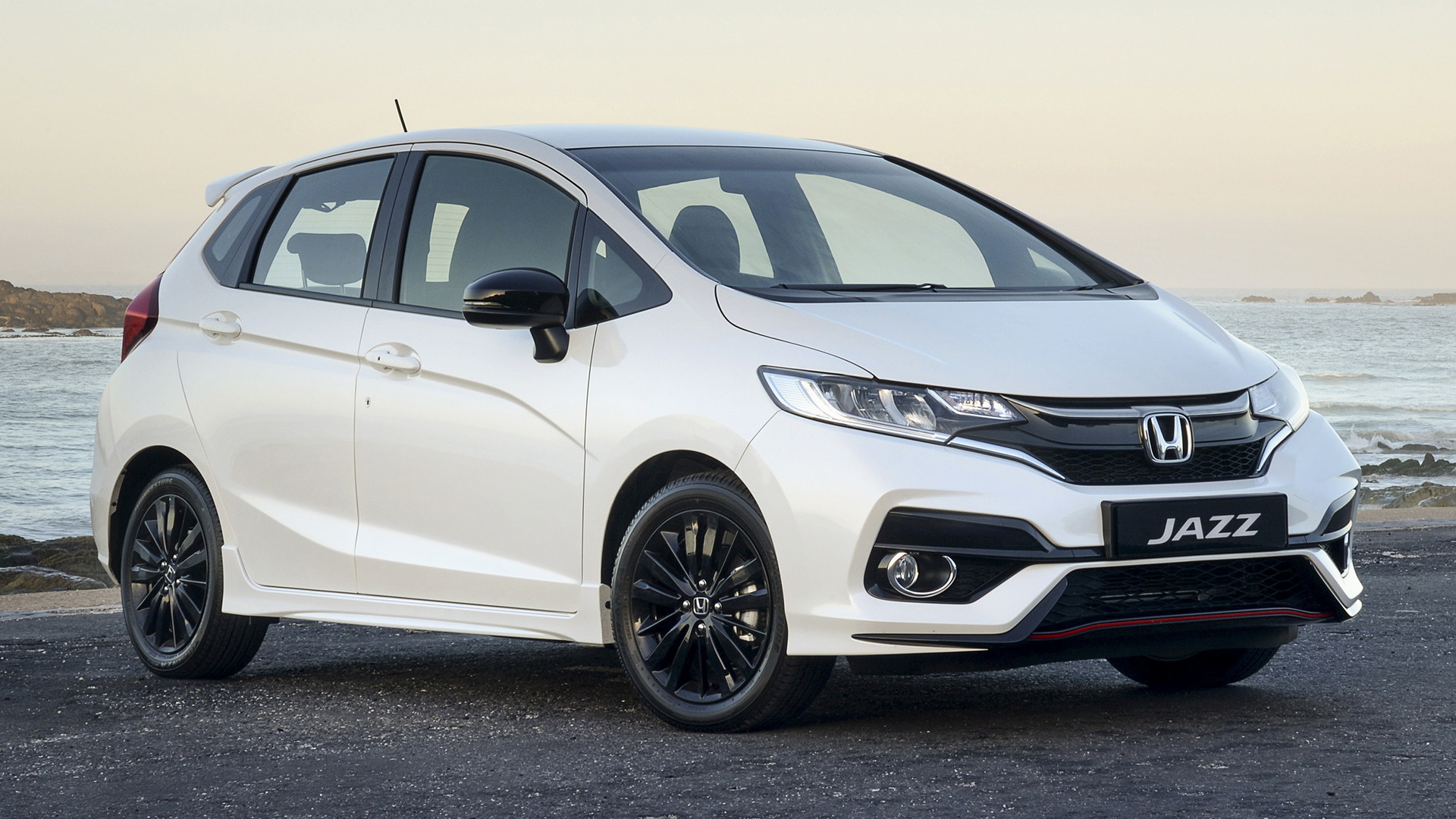 2018 Honda Jazz Sport Za Wallpapers And Hd Images Car Pixel