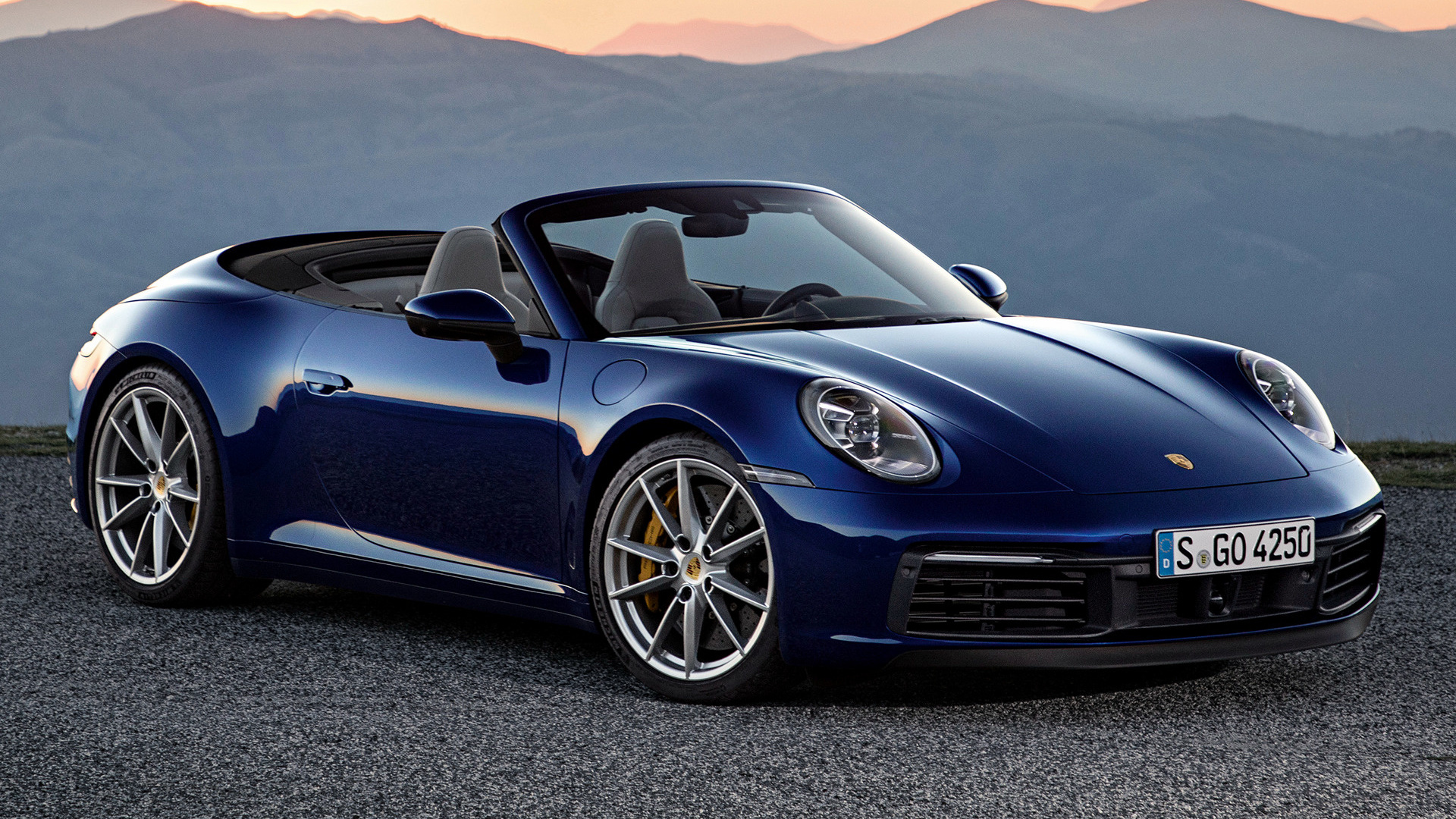 2019 porsche 911 carrera s cabriolet hintergrundbilder - Porsche 911 carrera s wallpaper ...