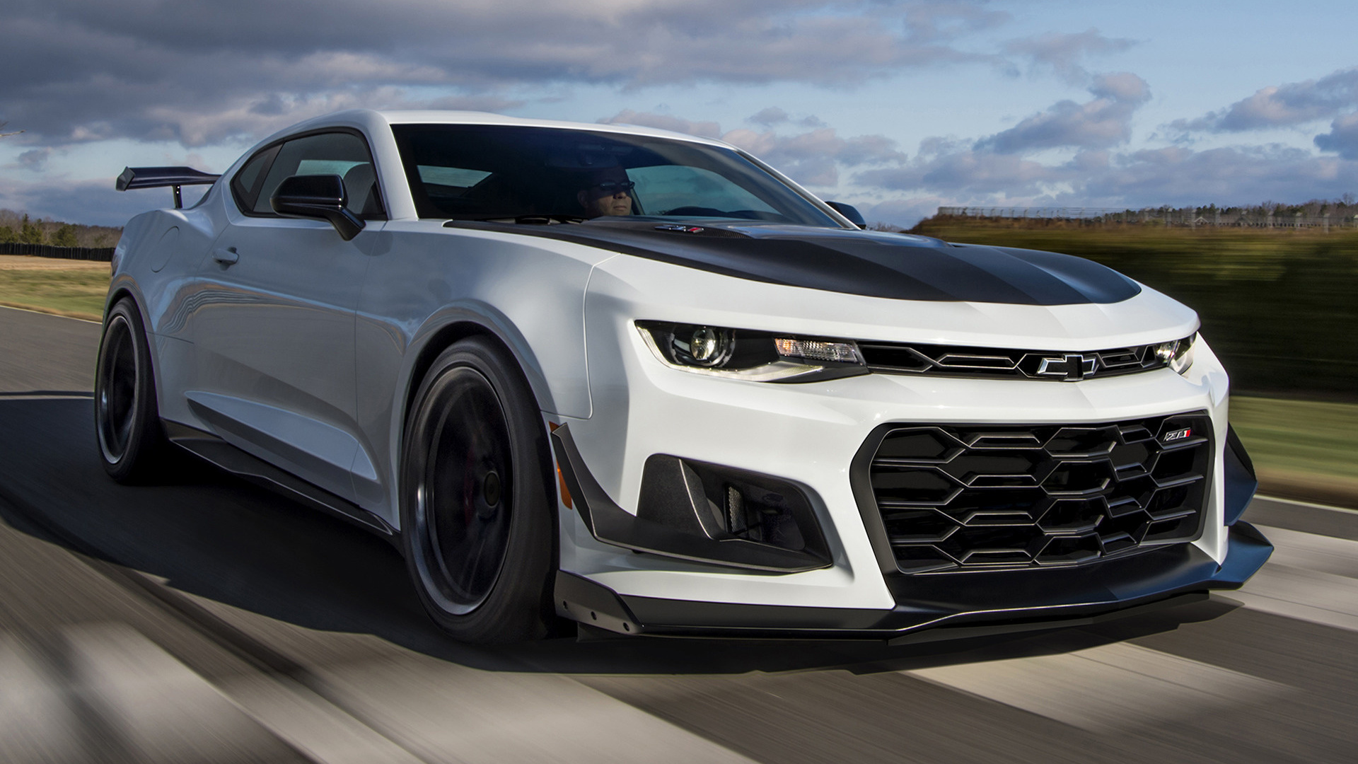 Chevrolet Camaro Zl1 1le 2018 Wallpapers And Hd Images