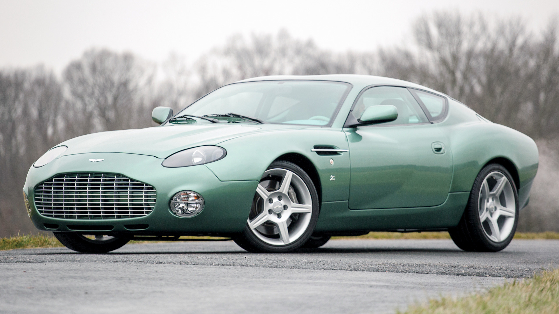 2003 Aston Martin Db7 Zagato Wallpapers And Hd Images Car Pixel