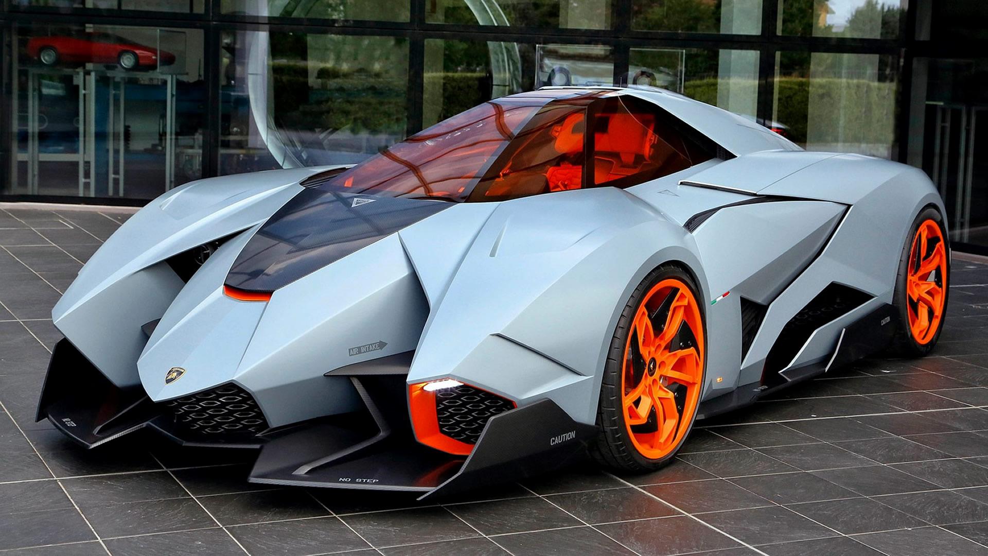 Lamborghini Egoista (2013) Wallpapers and HD Images - Car ...