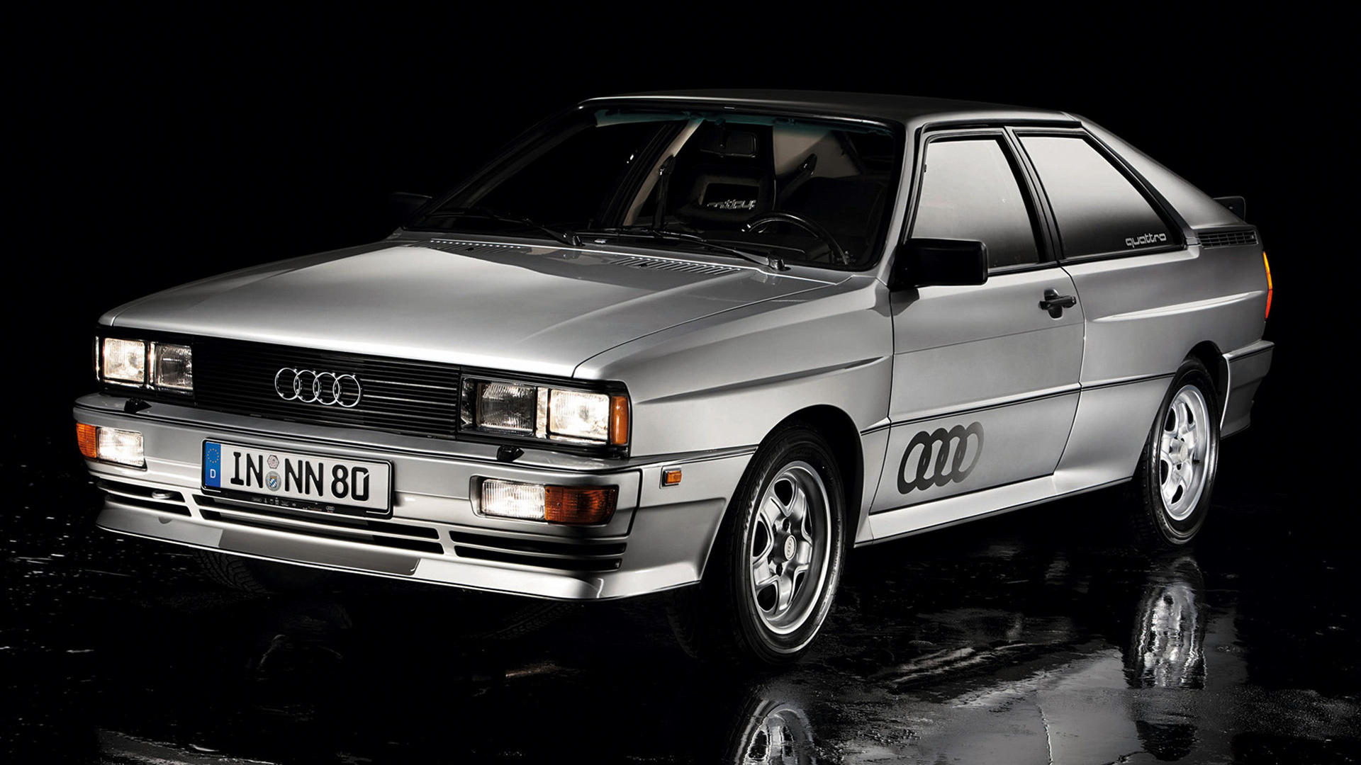1980 Audi Quattro - Wallpapers and HD Images | Car Pixel