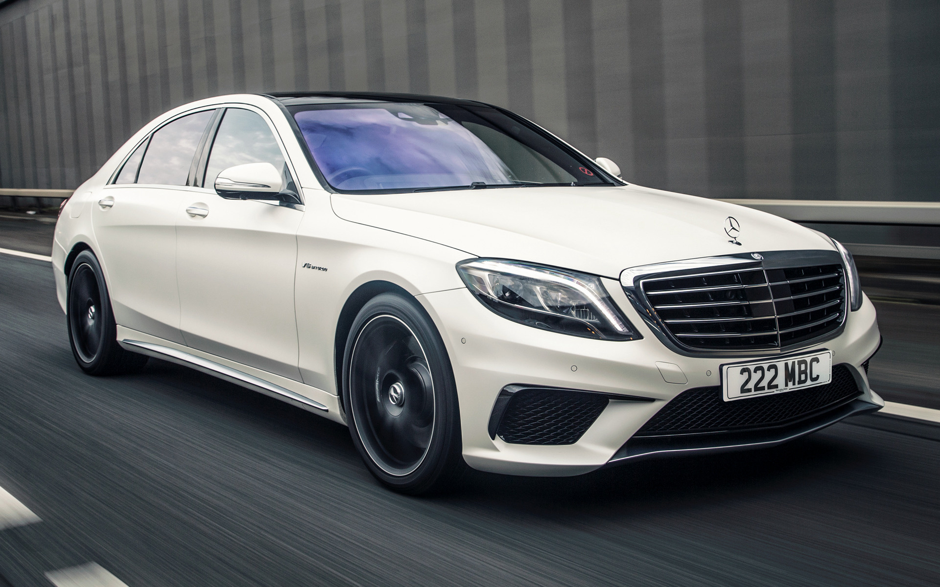 2013 Mercedes Benz S 63 Amg Long Uk Wallpapers And