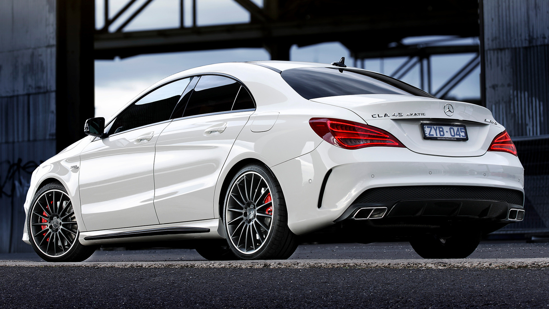 2013 Mercedes Benz Cla 45 Amg Au Wallpapers And Hd