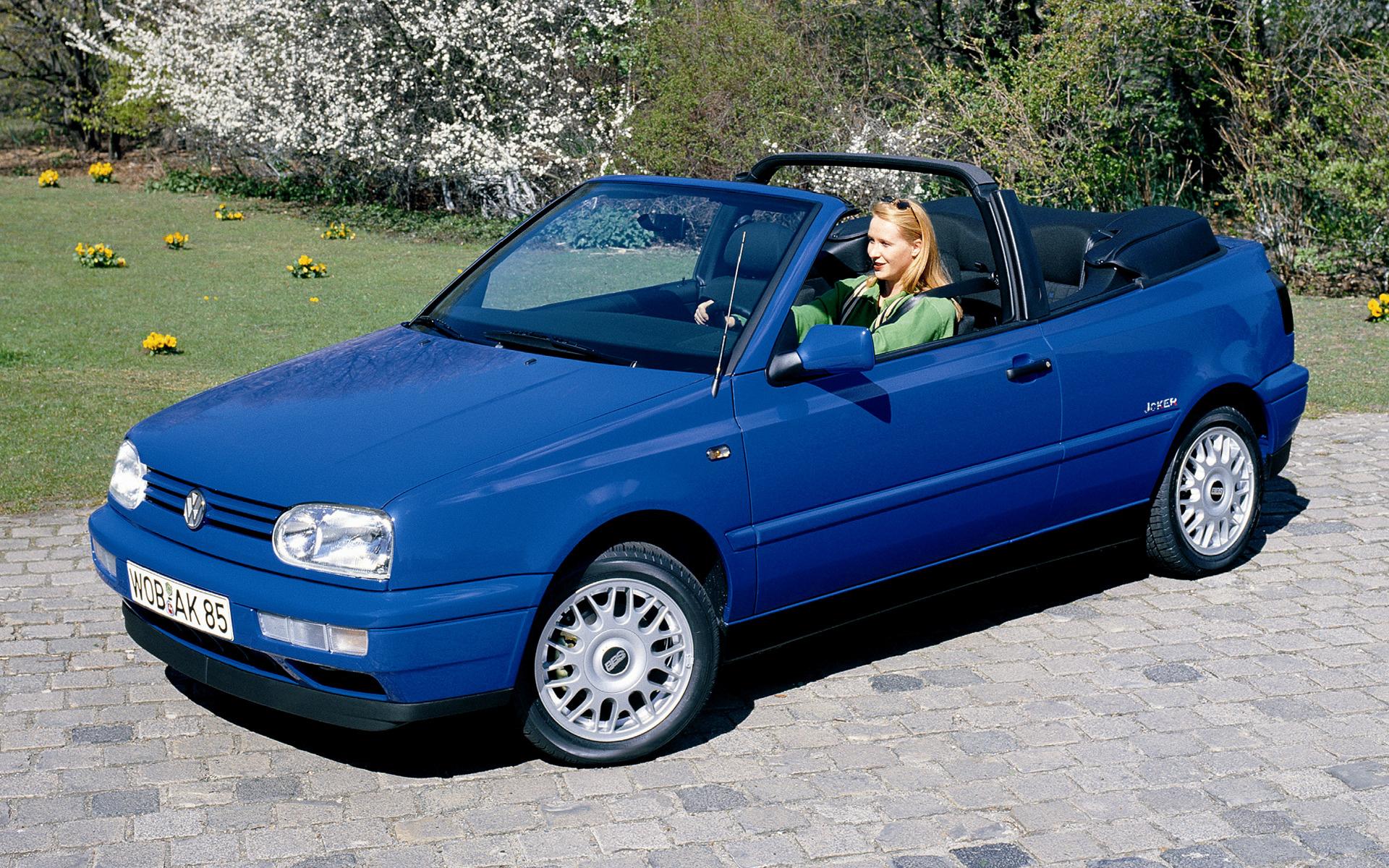volkswagen golf cabriolet joker wallpapers  hd images car pixel
