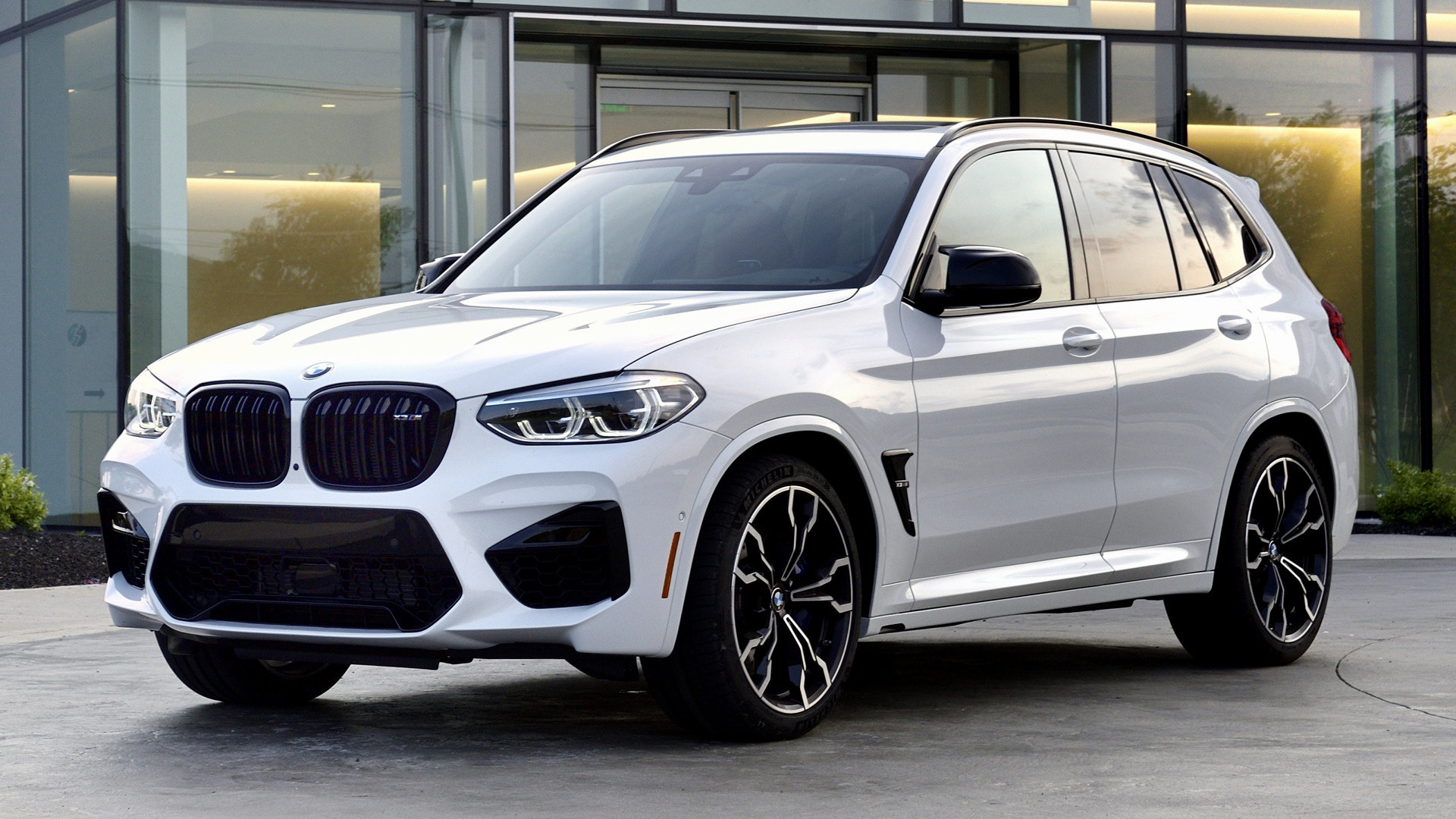 2020 BMW X3 M Competition (US) - Wallpapers and HD Images ...