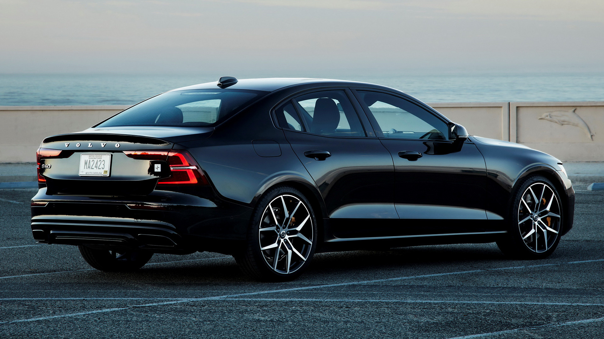 2019 Volvo S60 Polestar Engineered (US) - Wallpapers and HD Images | Car Pixel