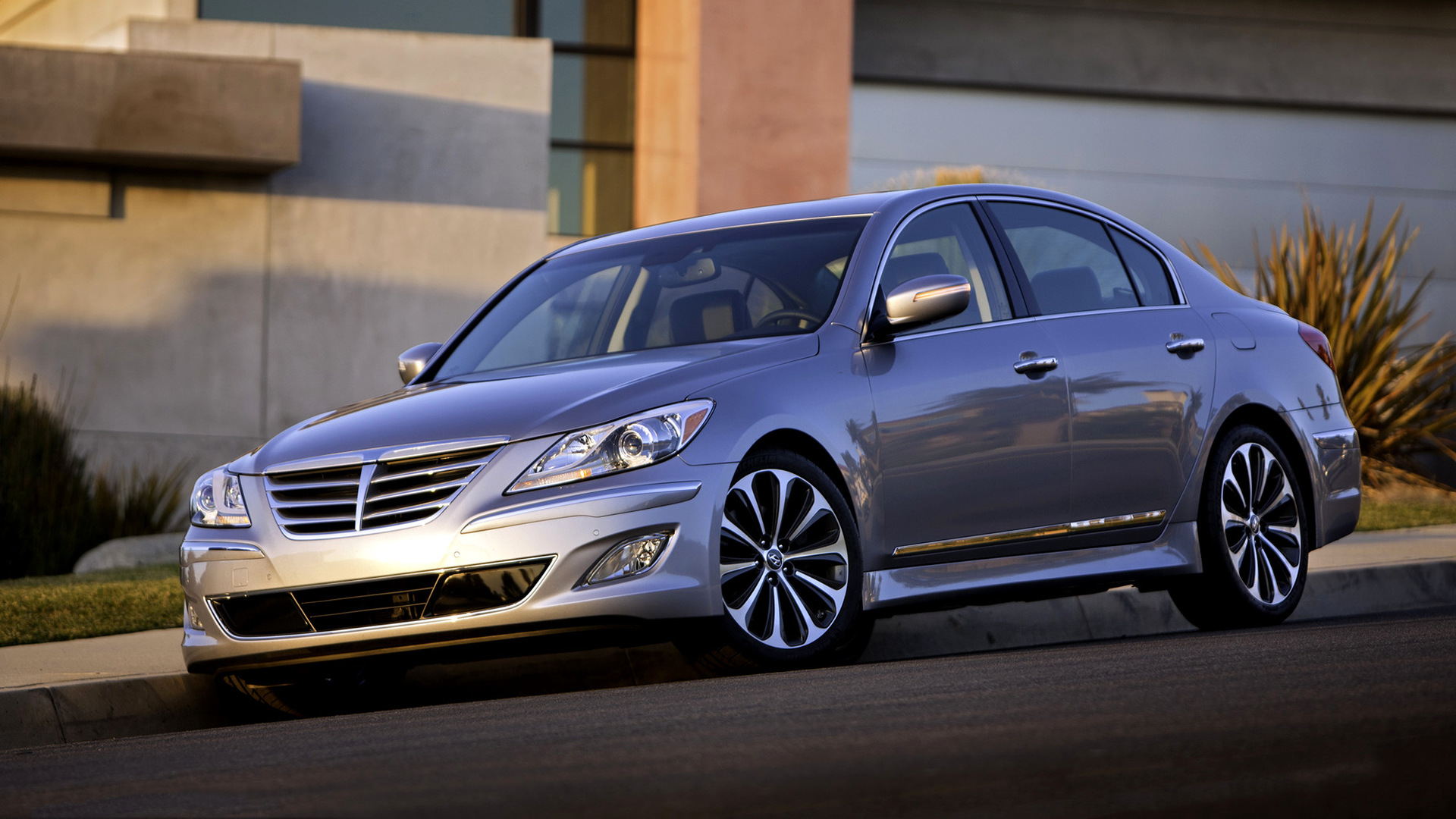 Hyundai Genesis R Spec 2011 Wallpapers And Hd Images