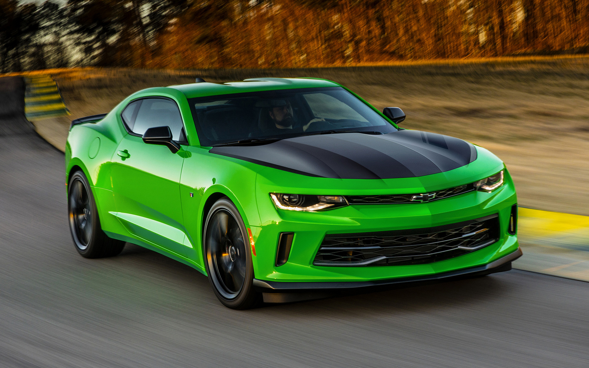 2017 Chevrolet Camaro 1le Wallpapers And Hd Images Car