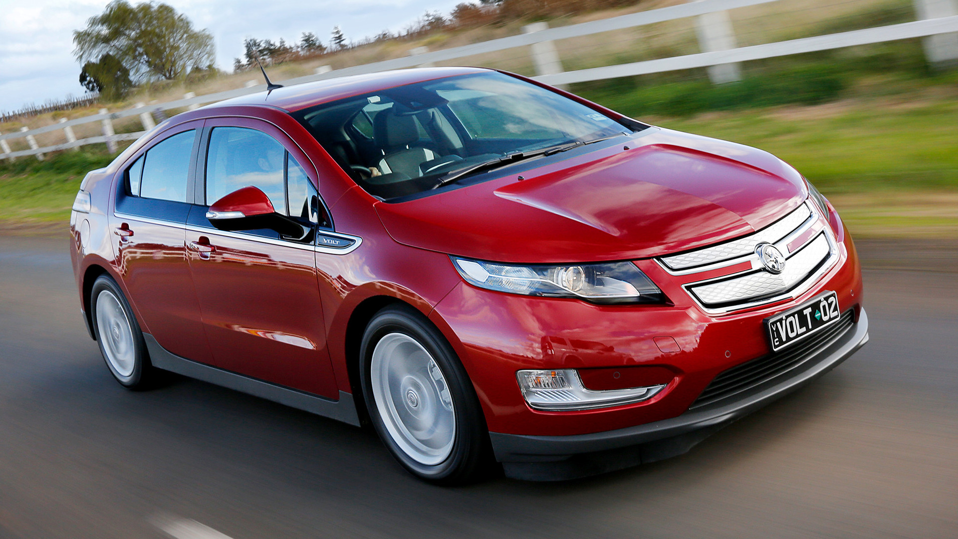 Holden Volt (2012) Wallpapers and HD Images