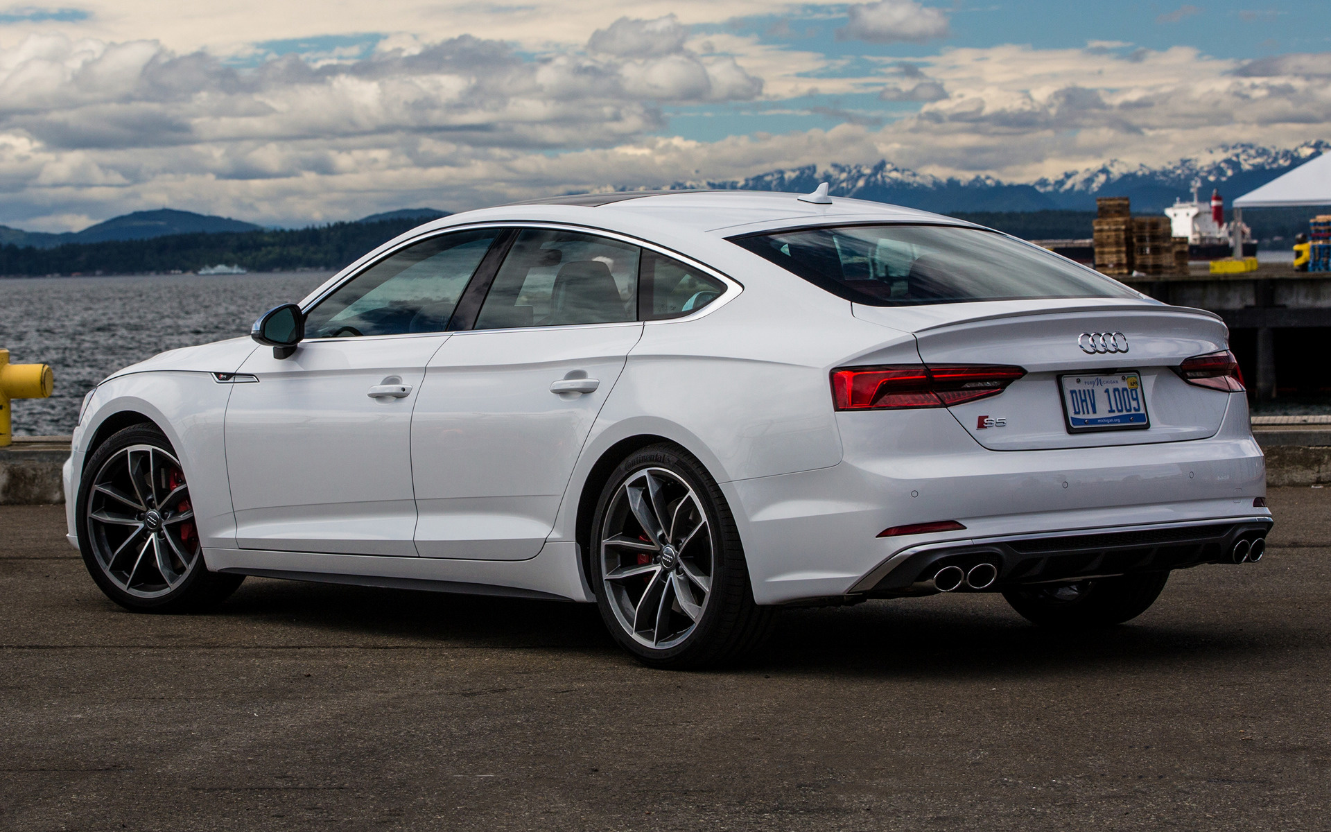 2018 Audi S5 Sportback Us Wallpapers And Hd Images