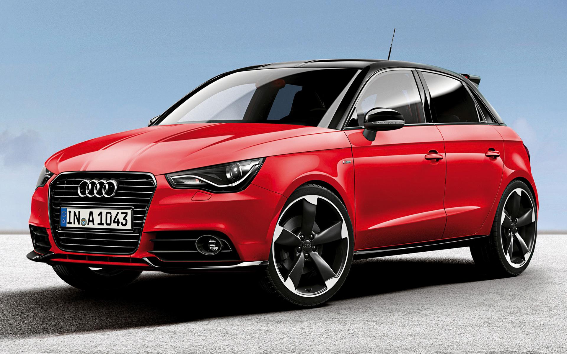 2012 Audi A1 Sportback Amplified